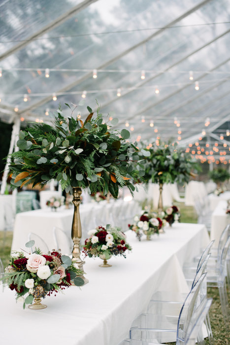 Southern Fete, Southern Wedding, Root Floral Design, Christmas Wedding