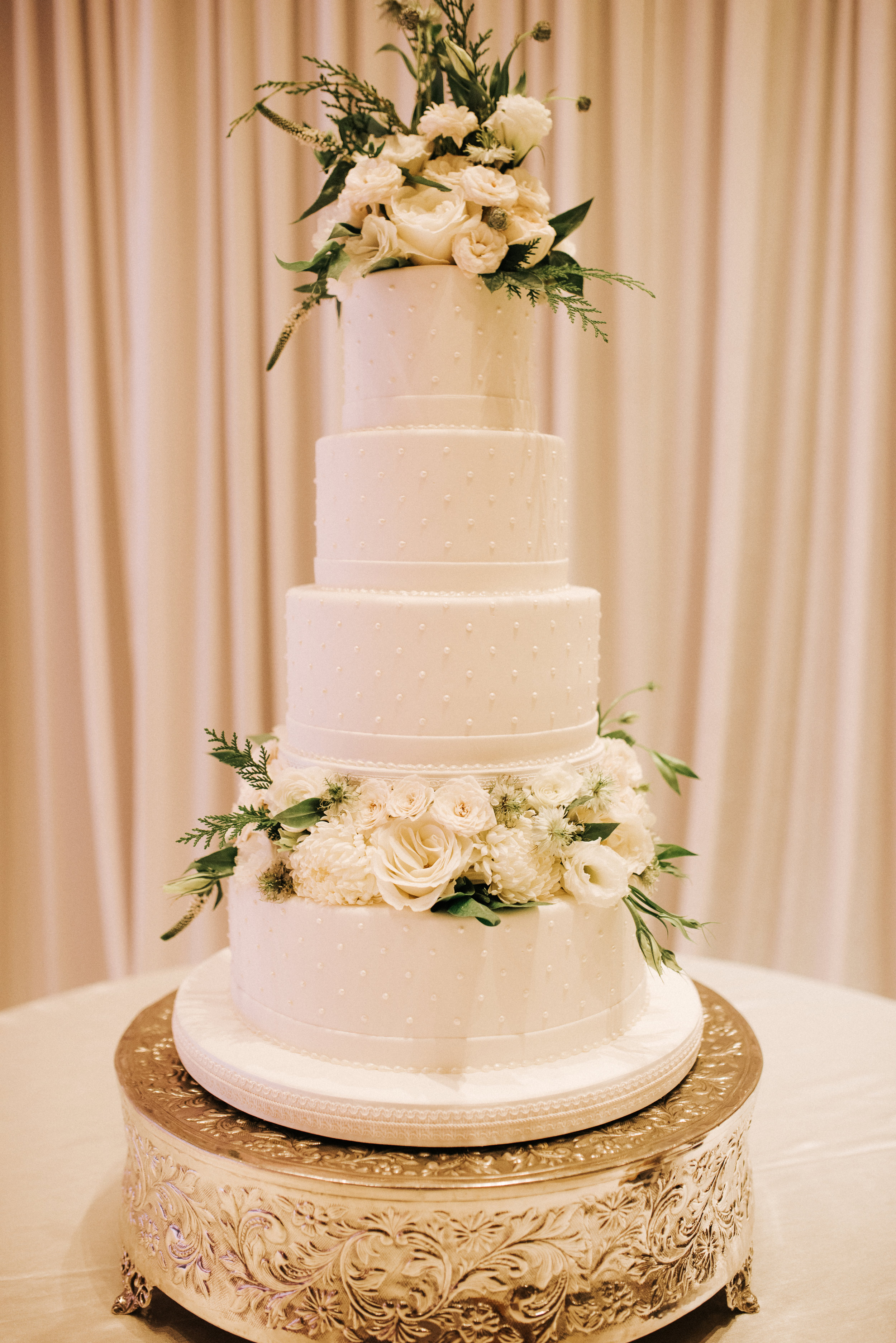 Southern Fete, Southern Wedding, Bride's Cake, Sweet Southern Cakes