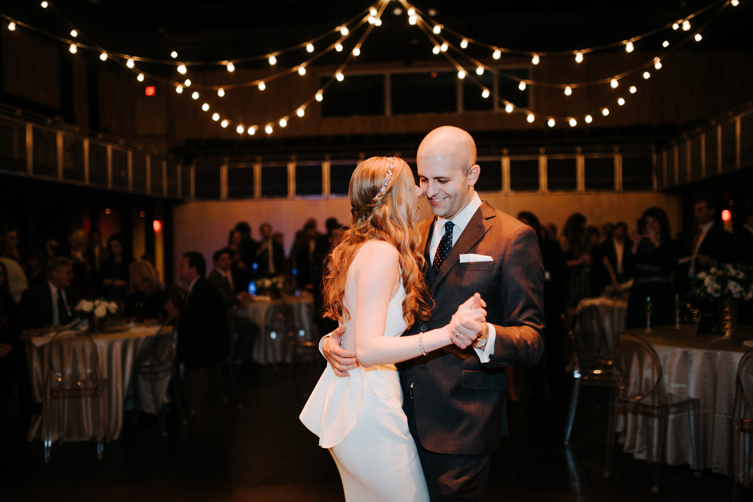 Southern Fete, Southern Wedding, Bride and Groom First Dance, Acadiana Center for the Arts