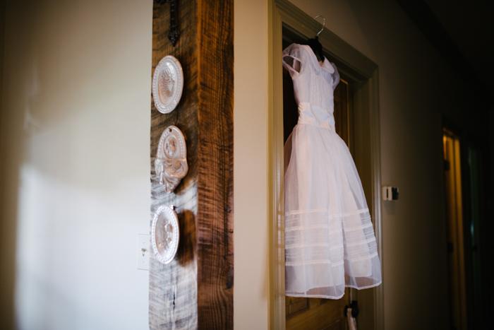 Southern Fete, Southern Wedding, Flower Girl Dress, Hannah Mulligan Photography