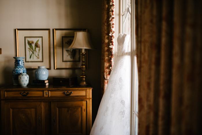 Southern Fete, Southern Wedding, Hannah Mulligan Photography, Bride's Wedding Dress