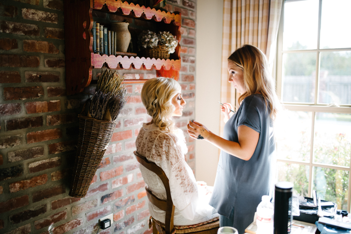 Southern Fete, Southern Wedding, Beauty by Victoria