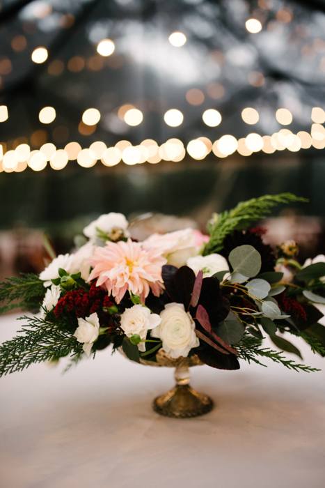 Southern Fete, Southern Wedding, Flower Center Piece, Root Floral Design