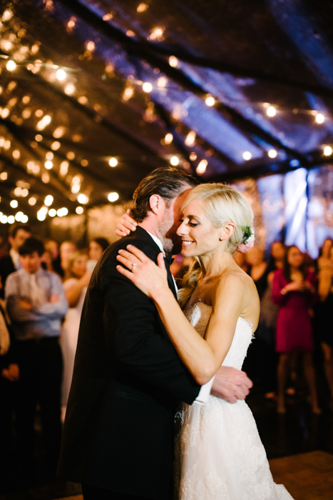 Southern Fete, Southern Wedding, Bride and Groom Dance
