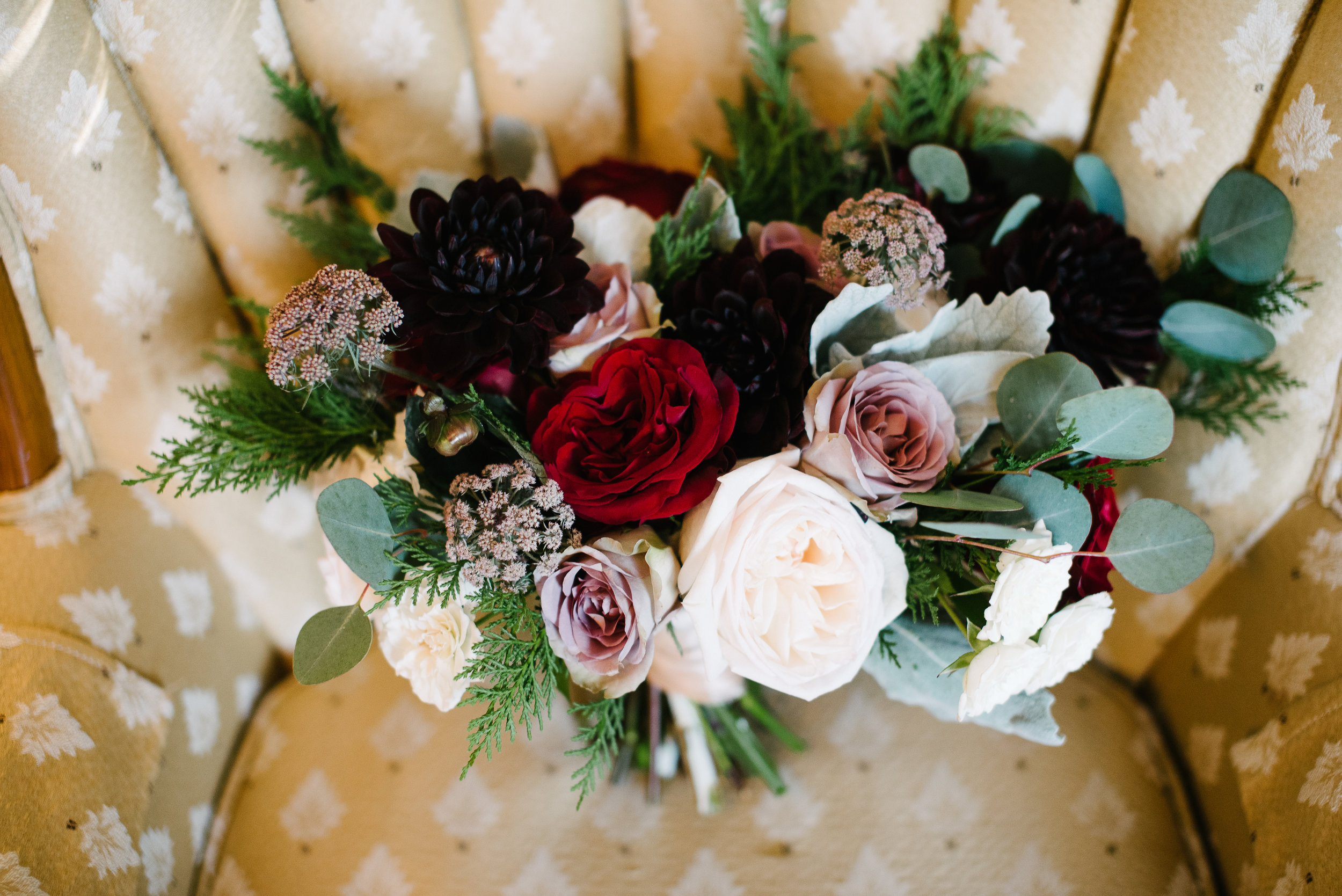 Southern Fete, Southern Wedding, Root Floral Design, Flower Bouquet