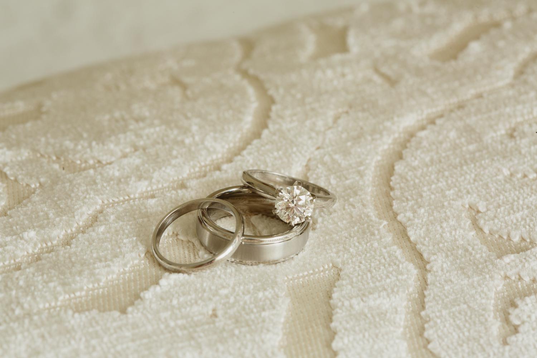 Southern Fete, Southern Wedding, Wedding rings, E Ray Photo