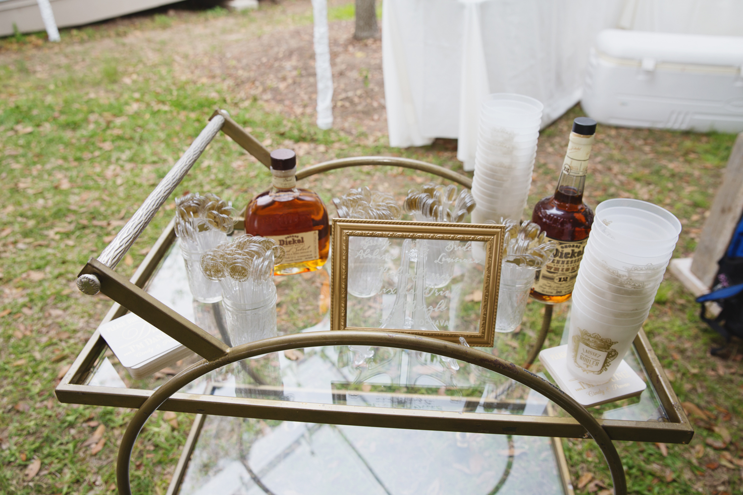 Southern Fete, Southern Wedding, Debbie Does Doberge, Firefly Ambiance