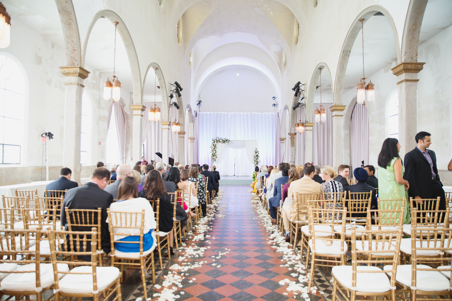 Southern Fete, Southern Wedding, The Marigny Opera House, Root Floral Design, E Ray Photo