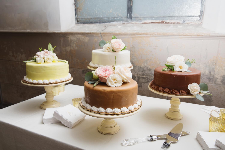 Southern Fete, Southern Wedding, Wedding cake, E Ray Photo, Petite Rouge Coffee
