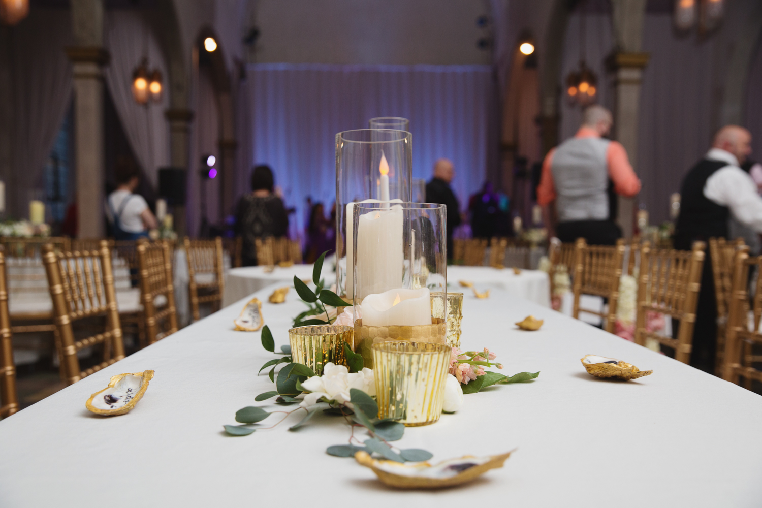 Southern Fete, Southern Wedding, Candle Center Piece, Firefly Ambiance, E Ray Photo