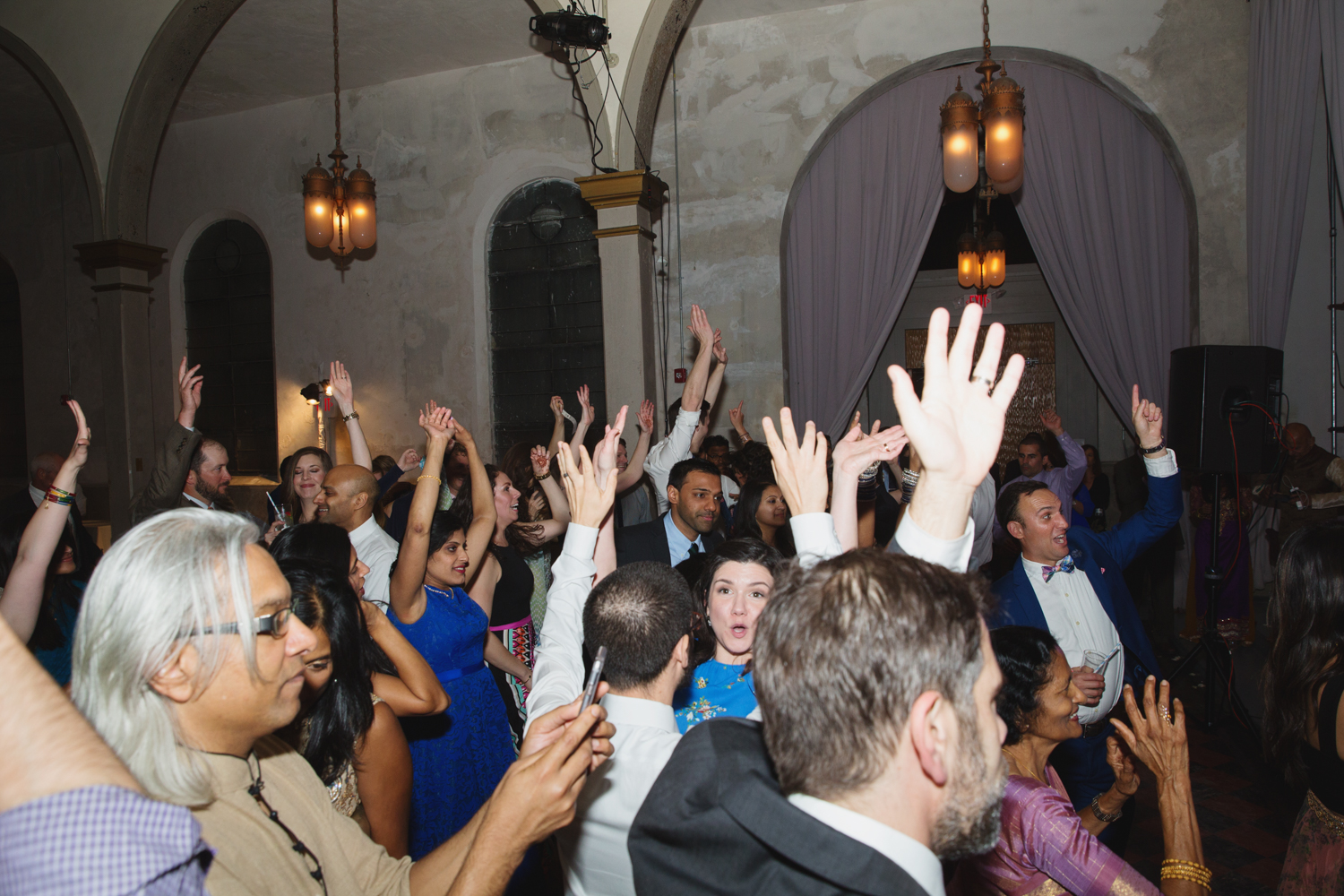 Southern Fete, Southern Wedding, SouledOut, Reception party, The Marigny Opera House, E Ray Photo