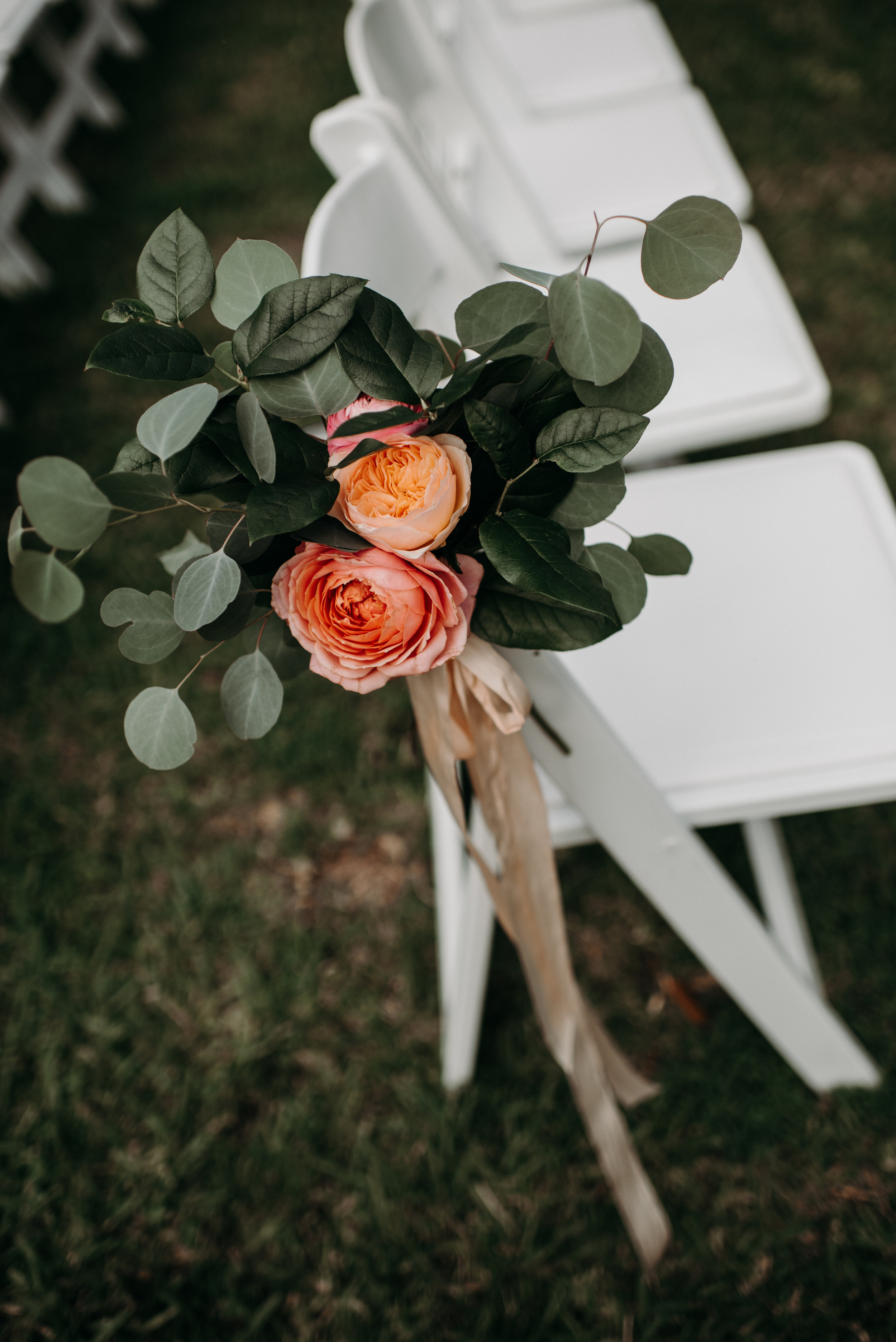 Southern Fete, Southern Wedding, Root Floral Design, Paul and Lulu Hilliard Art Museum