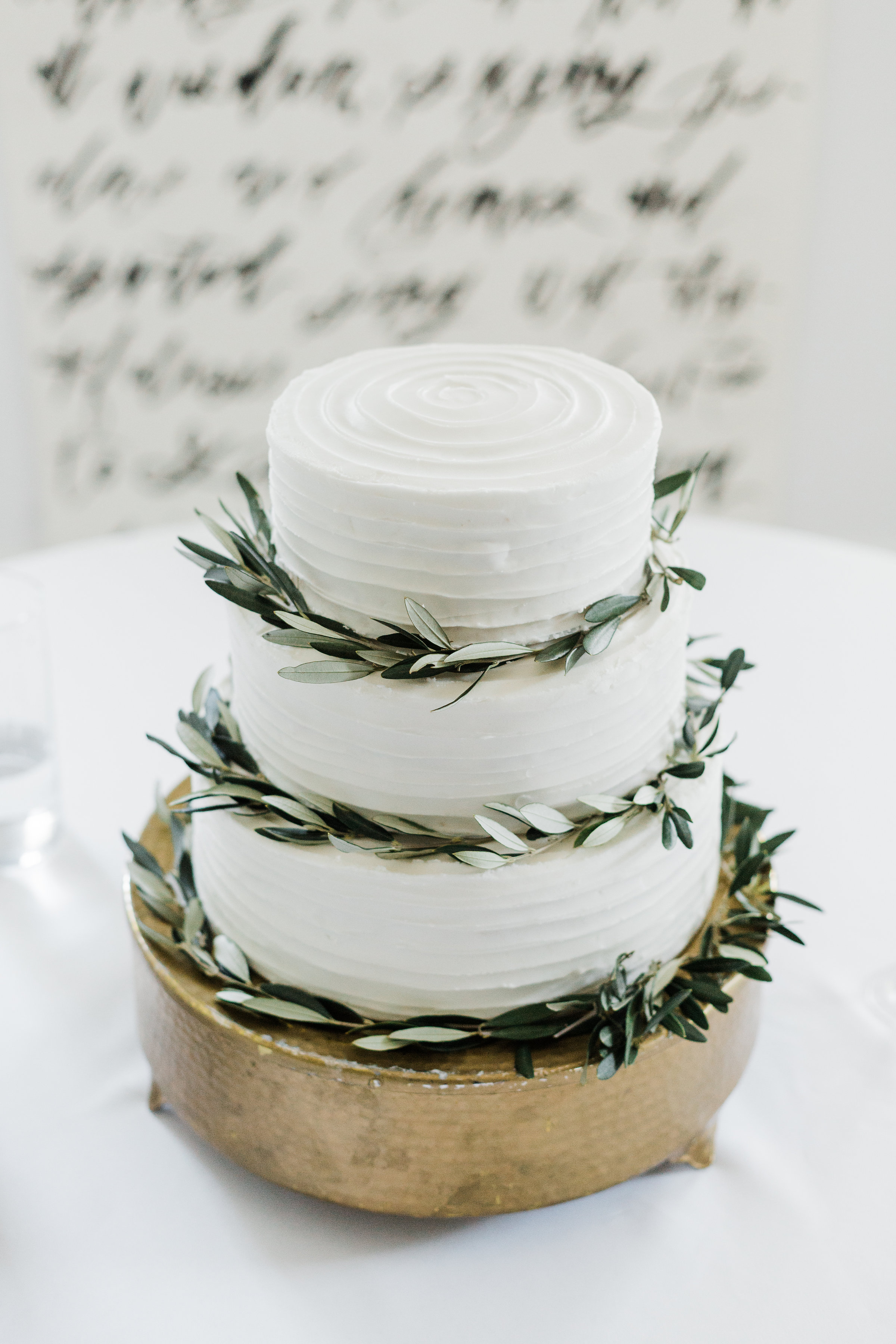 Southern Fete, Southern Wedding, Britney Theriot, Wedding cake