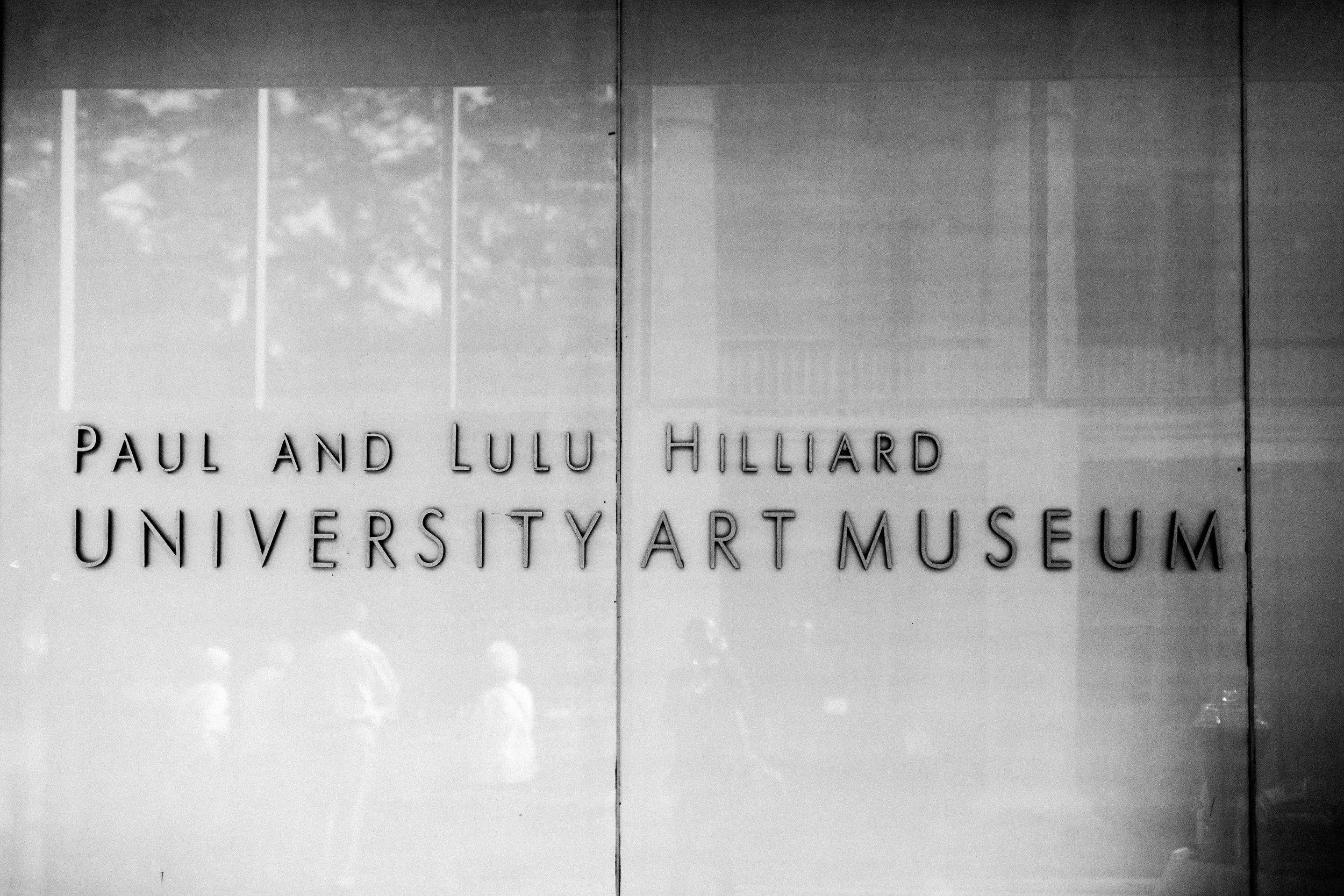 Southern Fete, Southern Wedding, Paul and Lulu Hilliard Art Museum