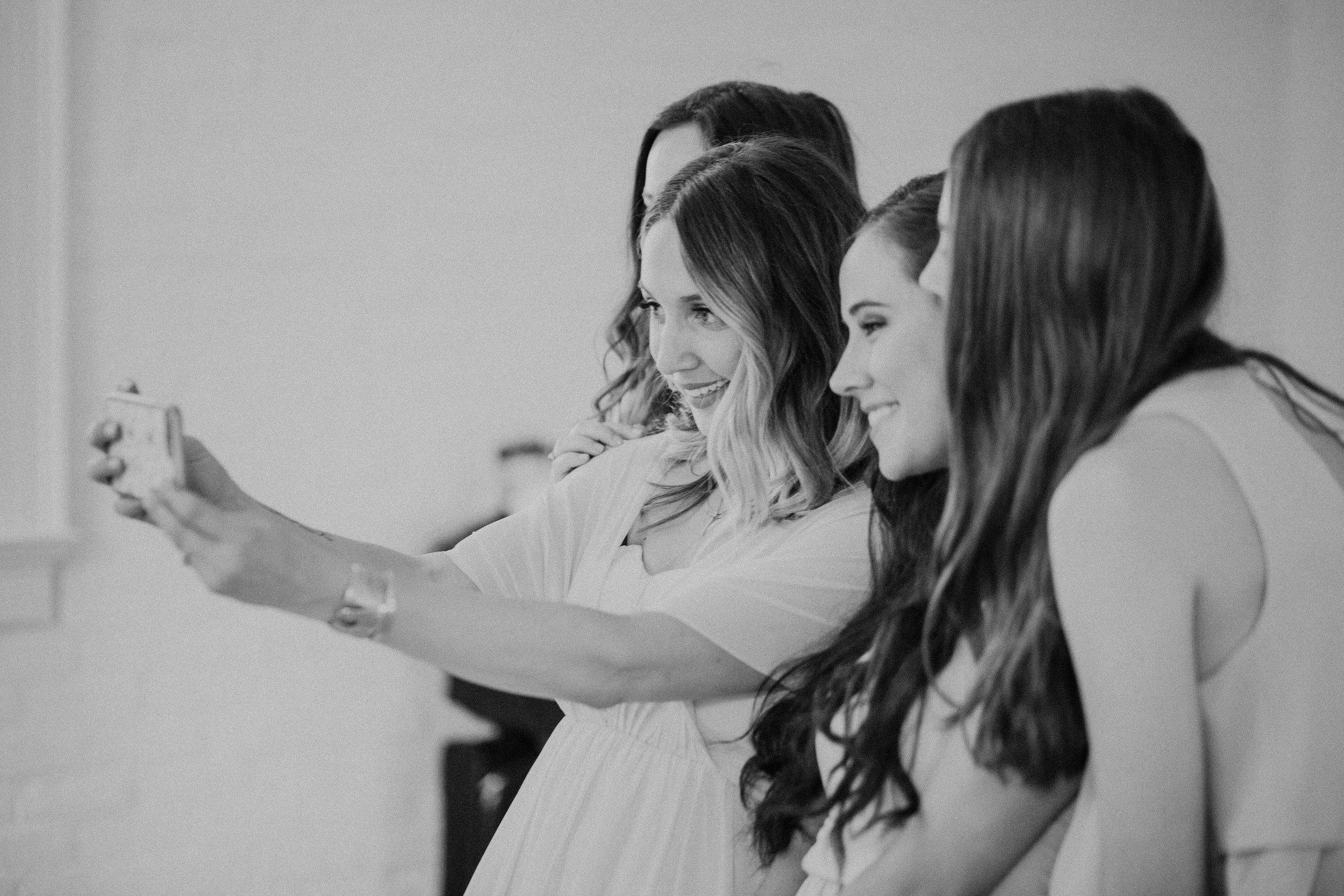 Southern Fete, Southern Wedding, Bridal party, Carolynn Seibert Photography