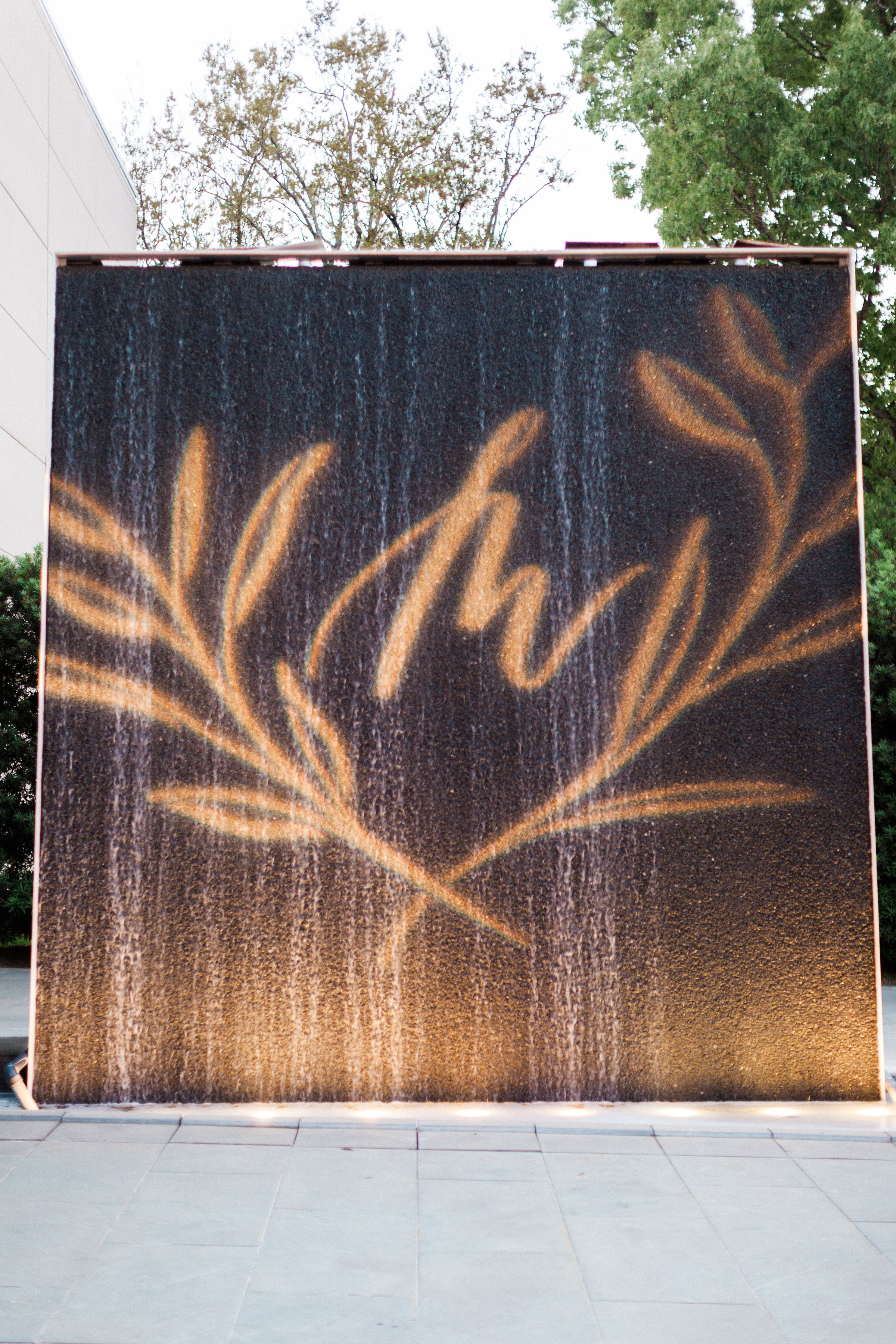 Southern Fete, Southern Wedding, Lightened Backdrop, Paul and Lulu Hilliard Art Museum