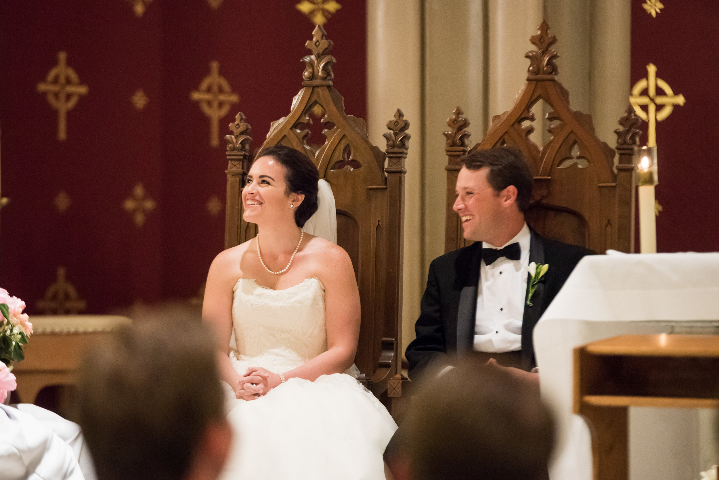 Southern Fete, Southern Wedding, Ceremony, The Cabildo, Lindsey Rogers Photography