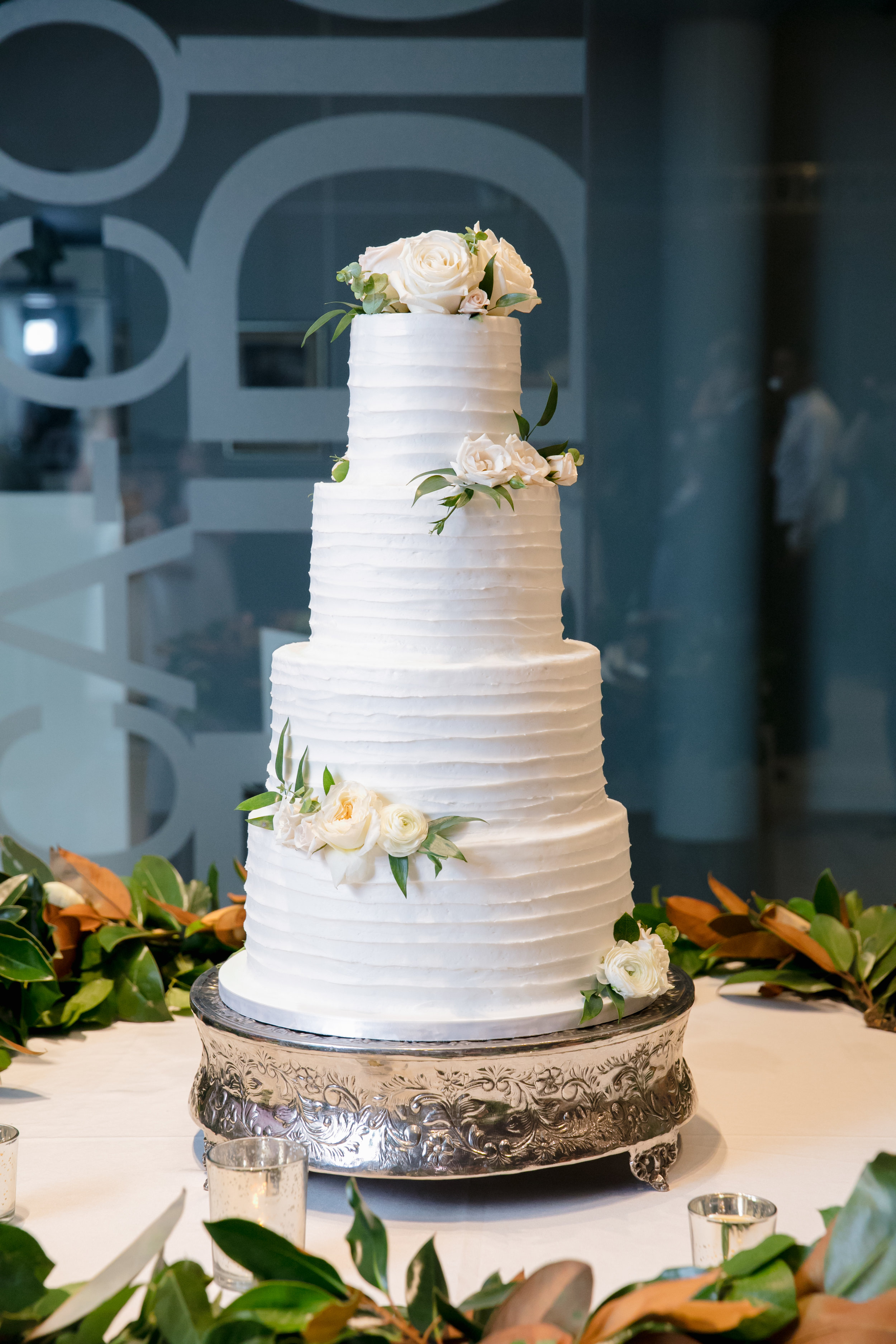 Southern Fete, Southern Wedding, Wedding cake, Brocato Photography