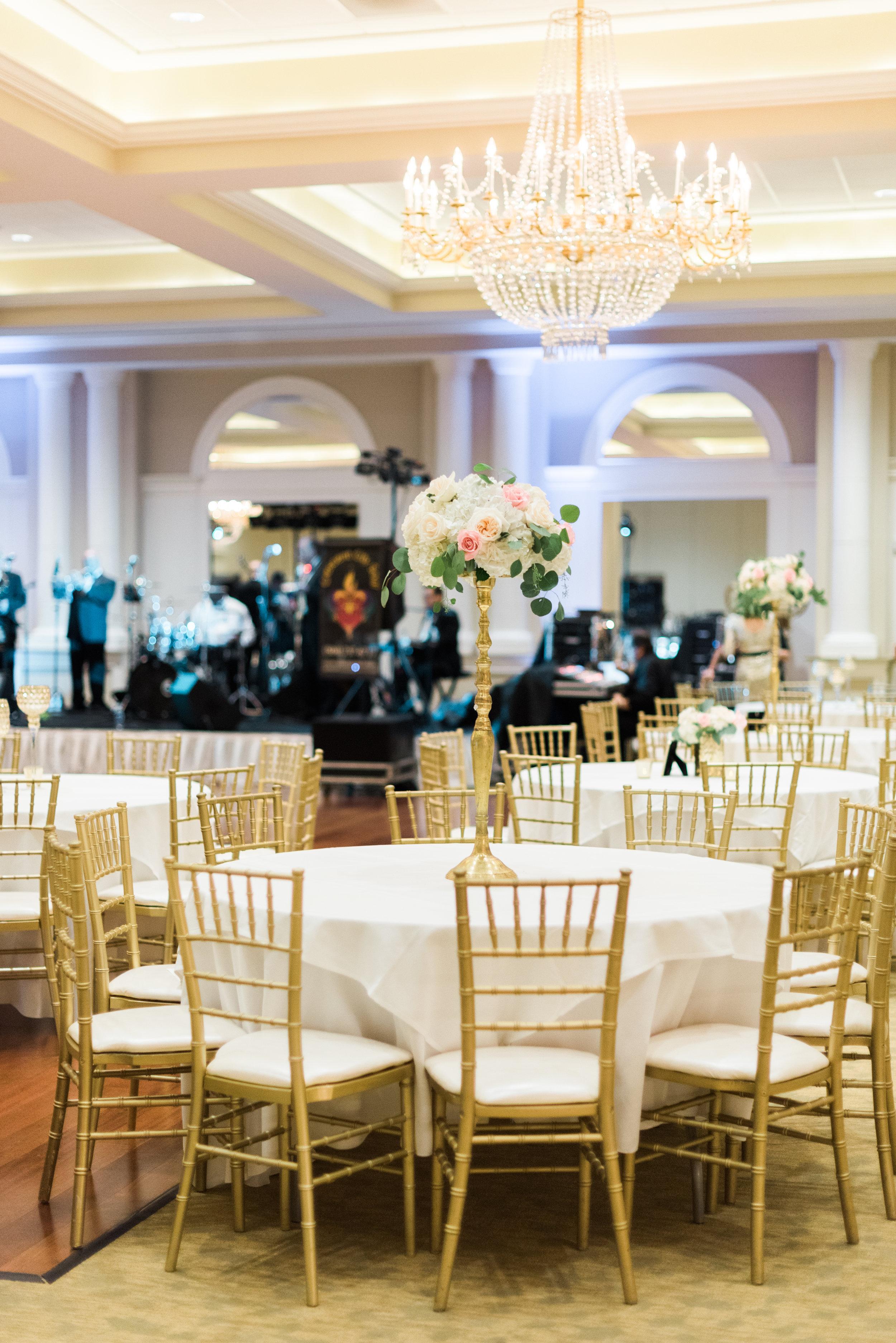 Southern Fete, Southern Wedding, Le Pavillon, Crescent City Soul, Sarah Beth Photography, Reception
