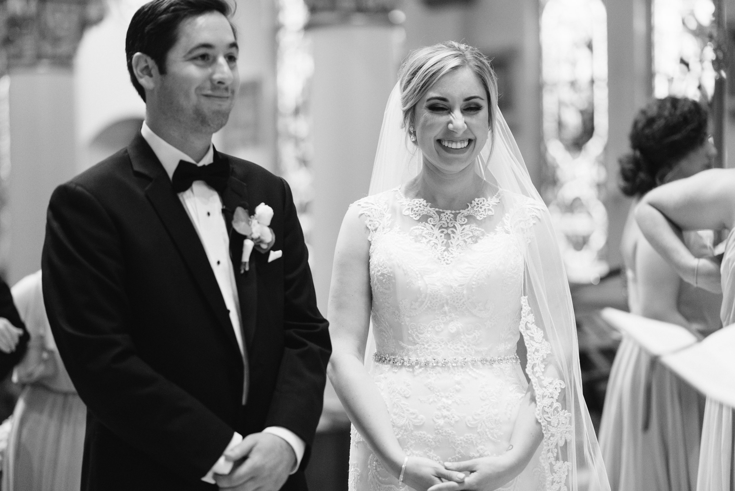 Southern Fete, Southern Wedding, Ceremony, Bride and Groom, Sarah Beth Photography