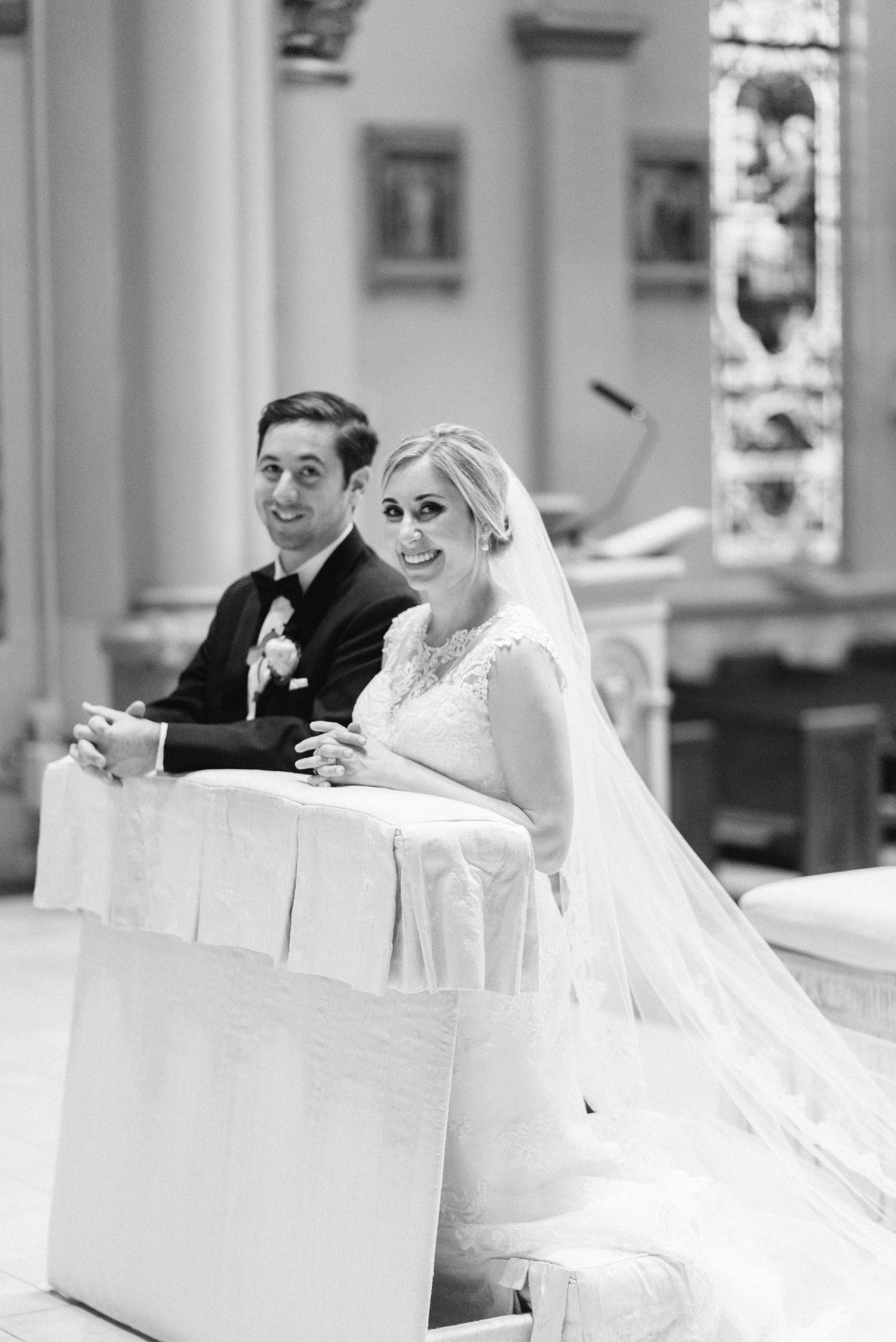 Southern Fete, Southern Wedding, Bride and Groom, Ceremony, Sarah Beth Photography