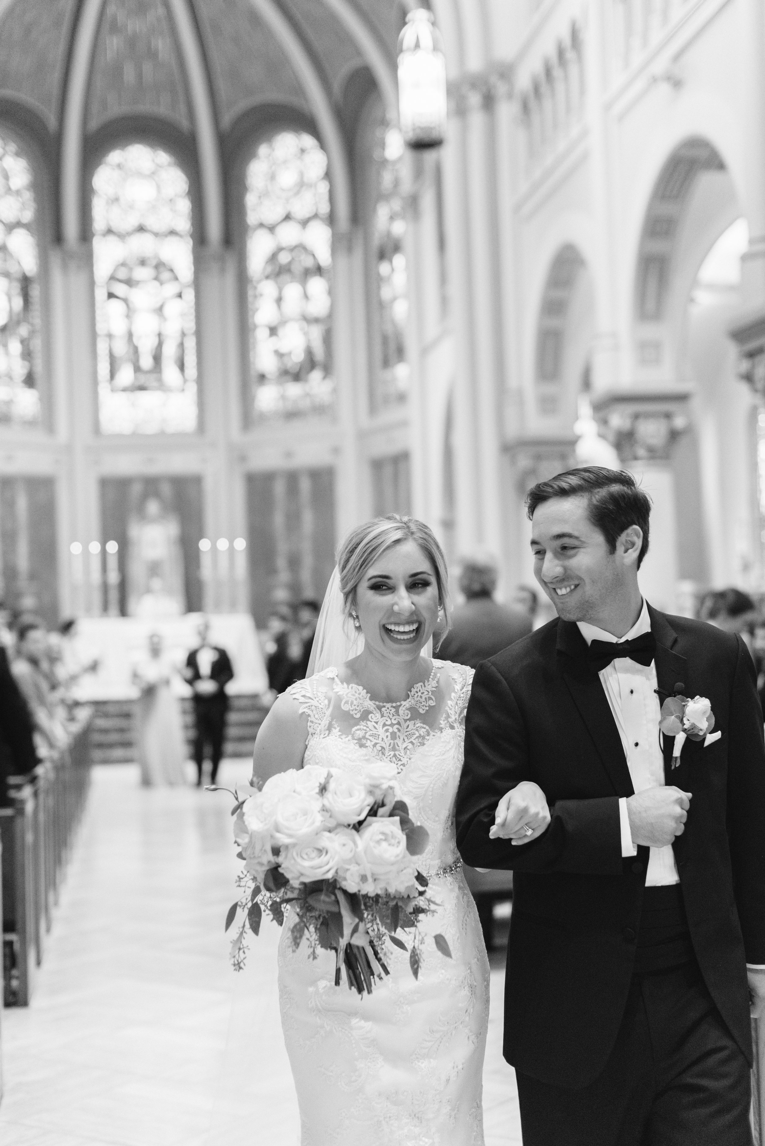 Southern Fete, Southern Wedding, Bride and Groom, Ceremony, Married, Sarah Beth Photography