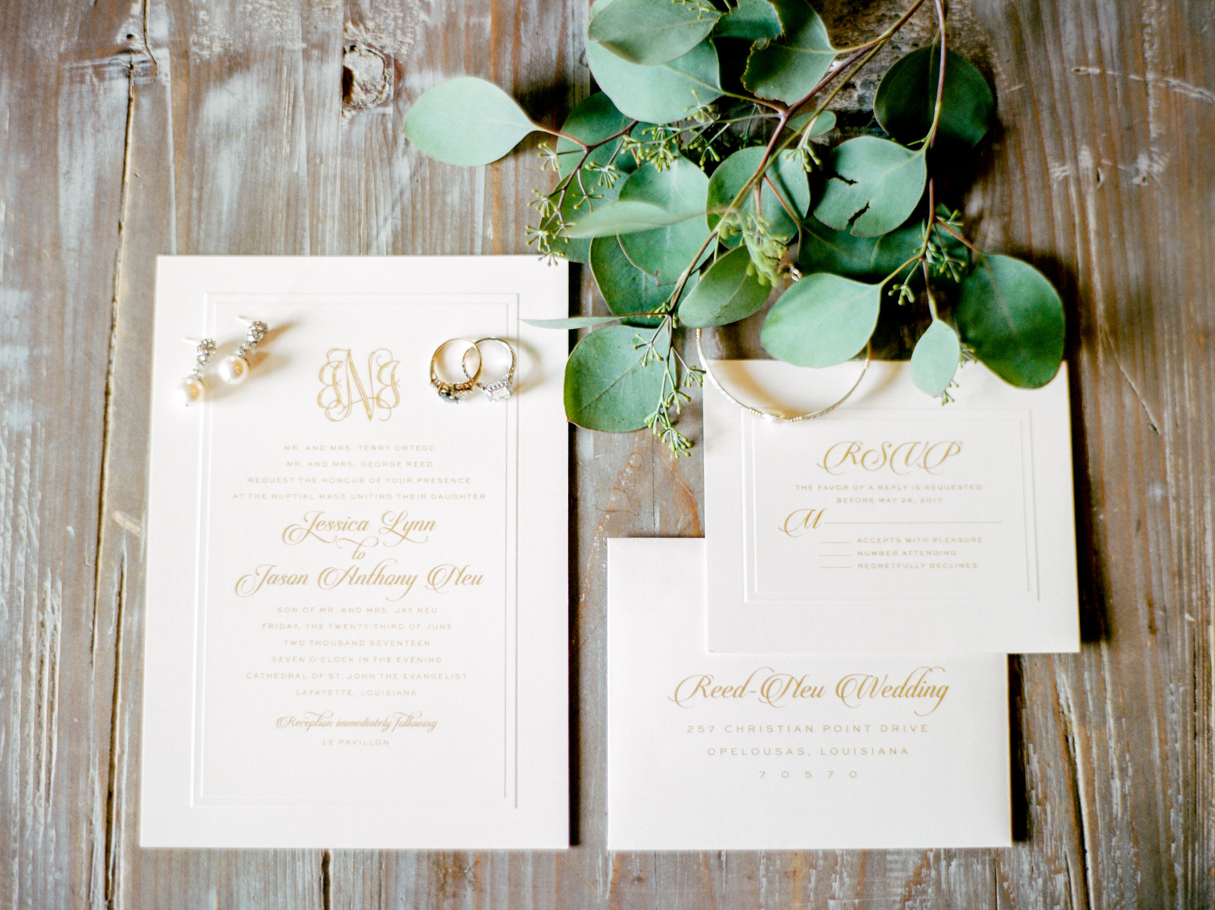Southern Fete, Southern Wedding, Save the dates, Crystal Weddings, Sarah Beth Photography