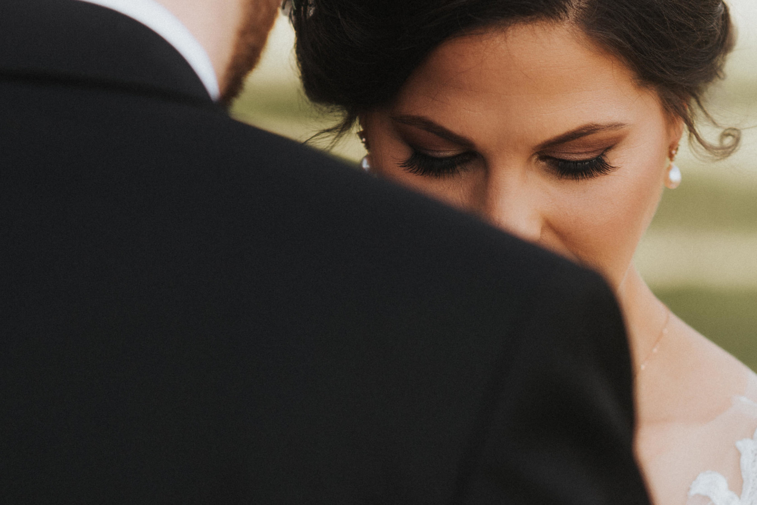 Southern Fete, Southern Wedding, Bride and Groom share a Special Moment