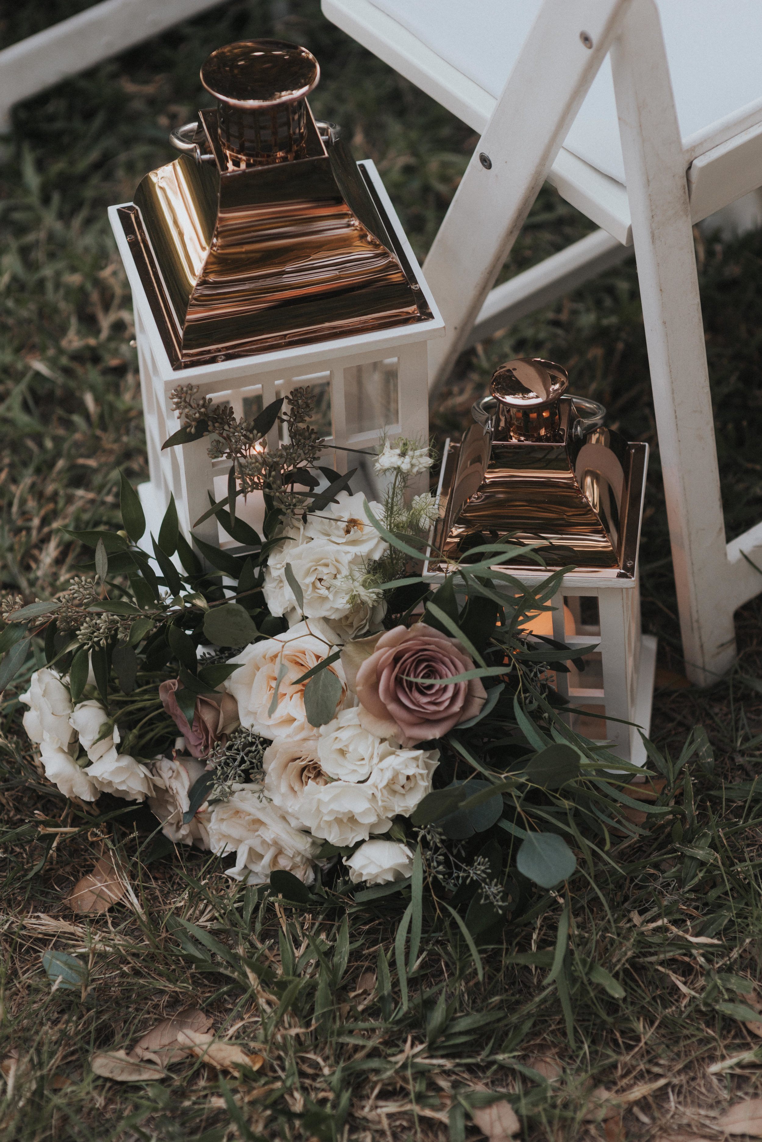 Southern Fete, Southern Wedding, Candle Decor, White and Blush Flower Bouquet