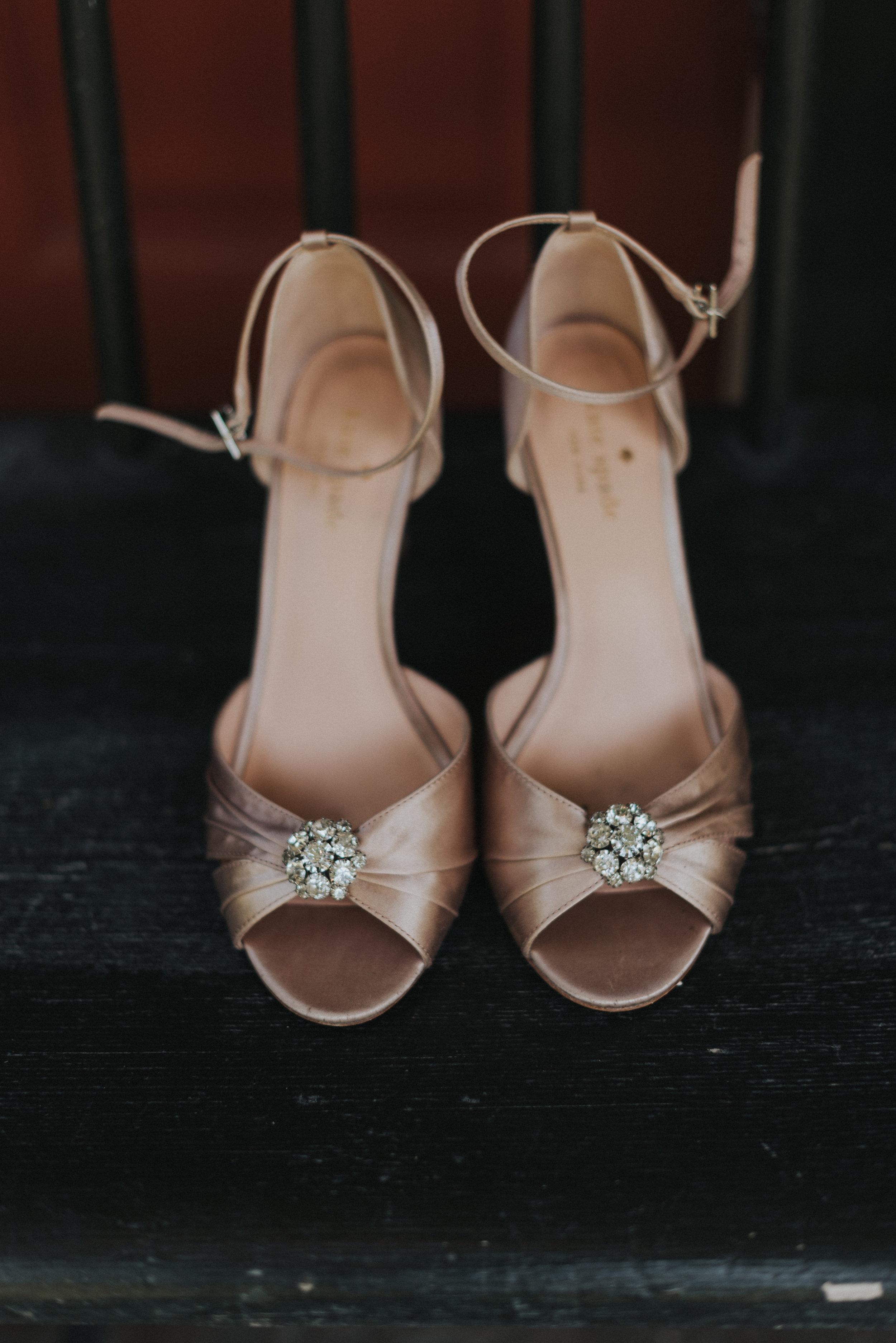 Southern Fete, Southern Wedding, Kate Spade Wedding Shoes