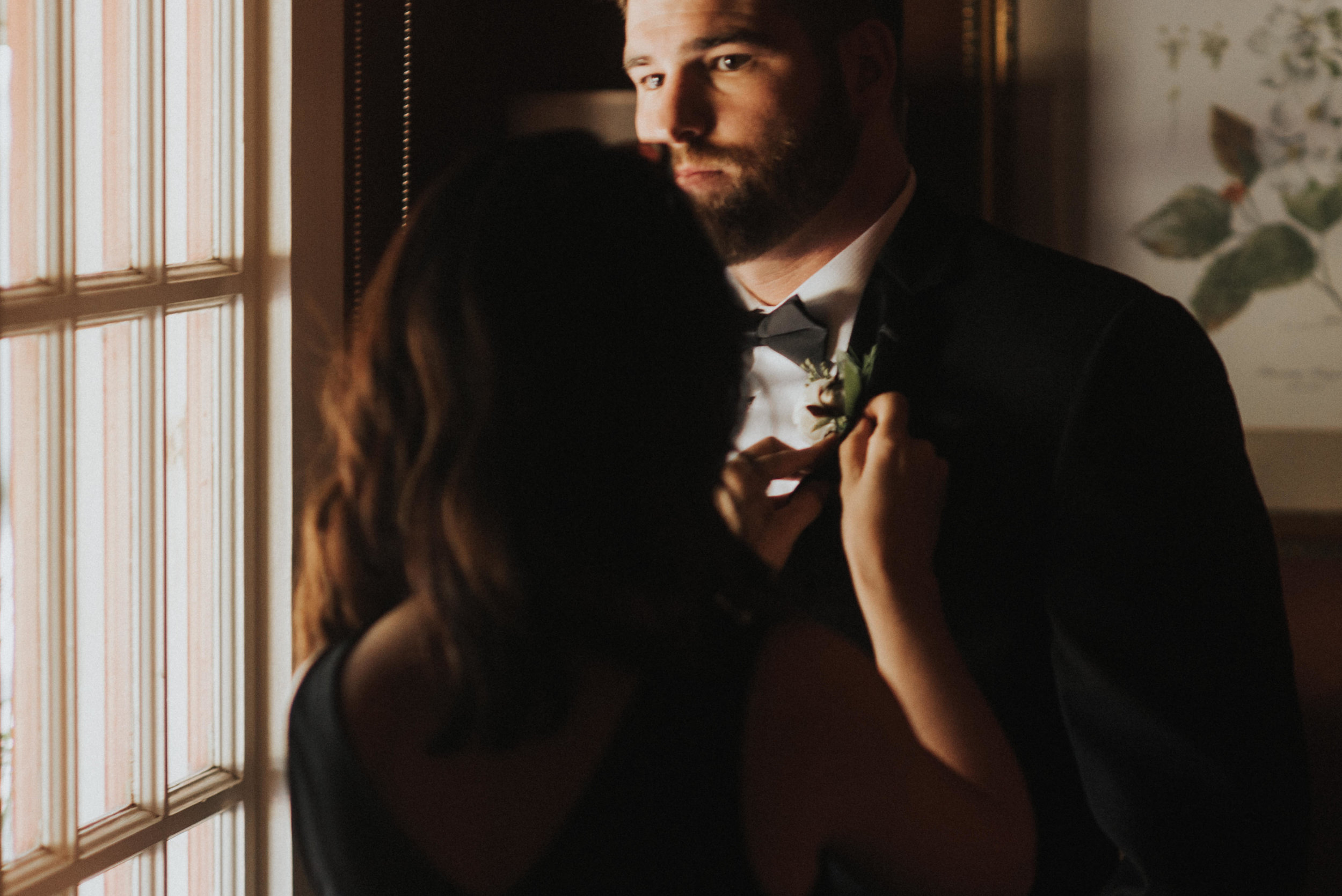 Southern Fete, Southern Wedding, Groom's Boutonniere