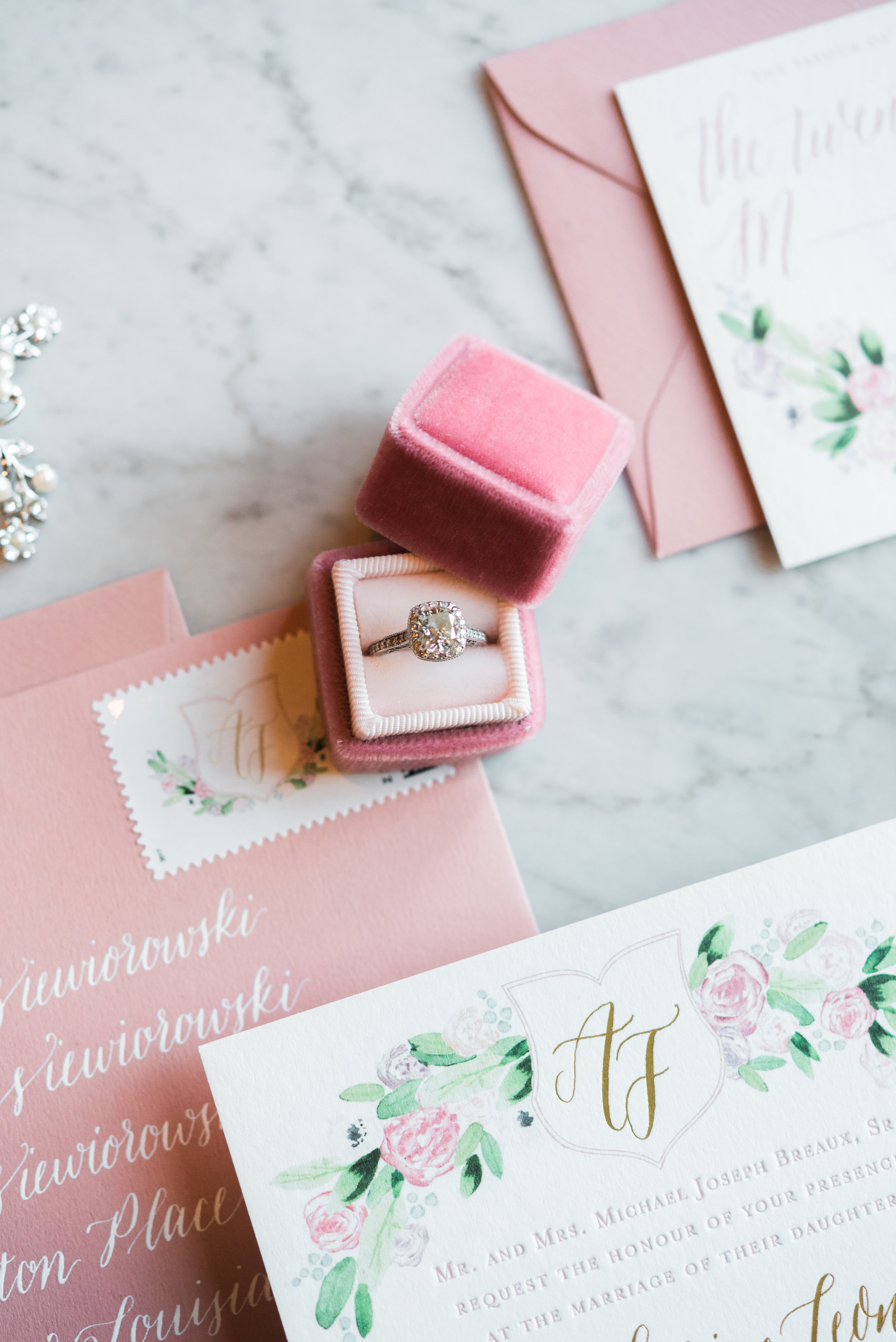 Southern Fete, Southern Wedding, Wedding ring, Save the dates