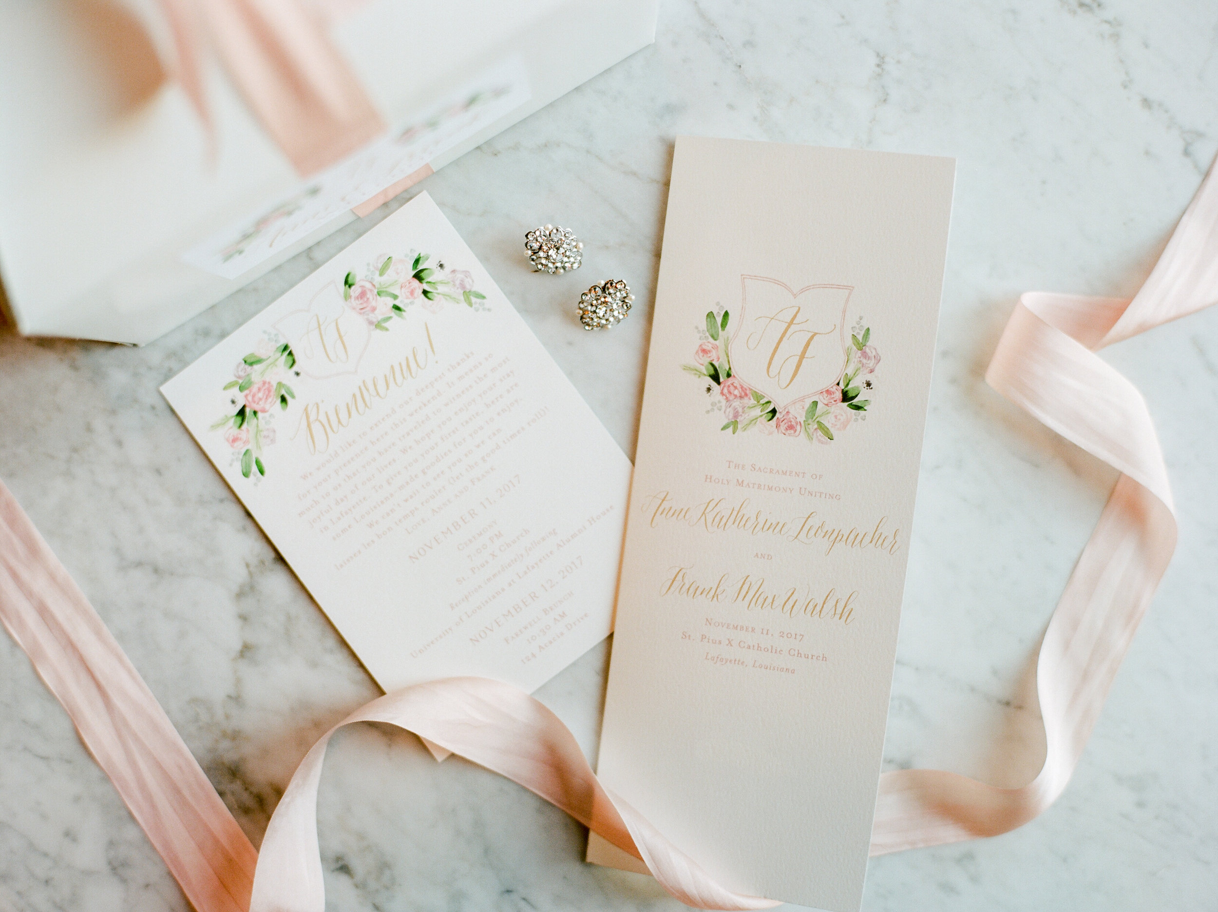 Southern Fete, Southern Wedding, Save the dates
