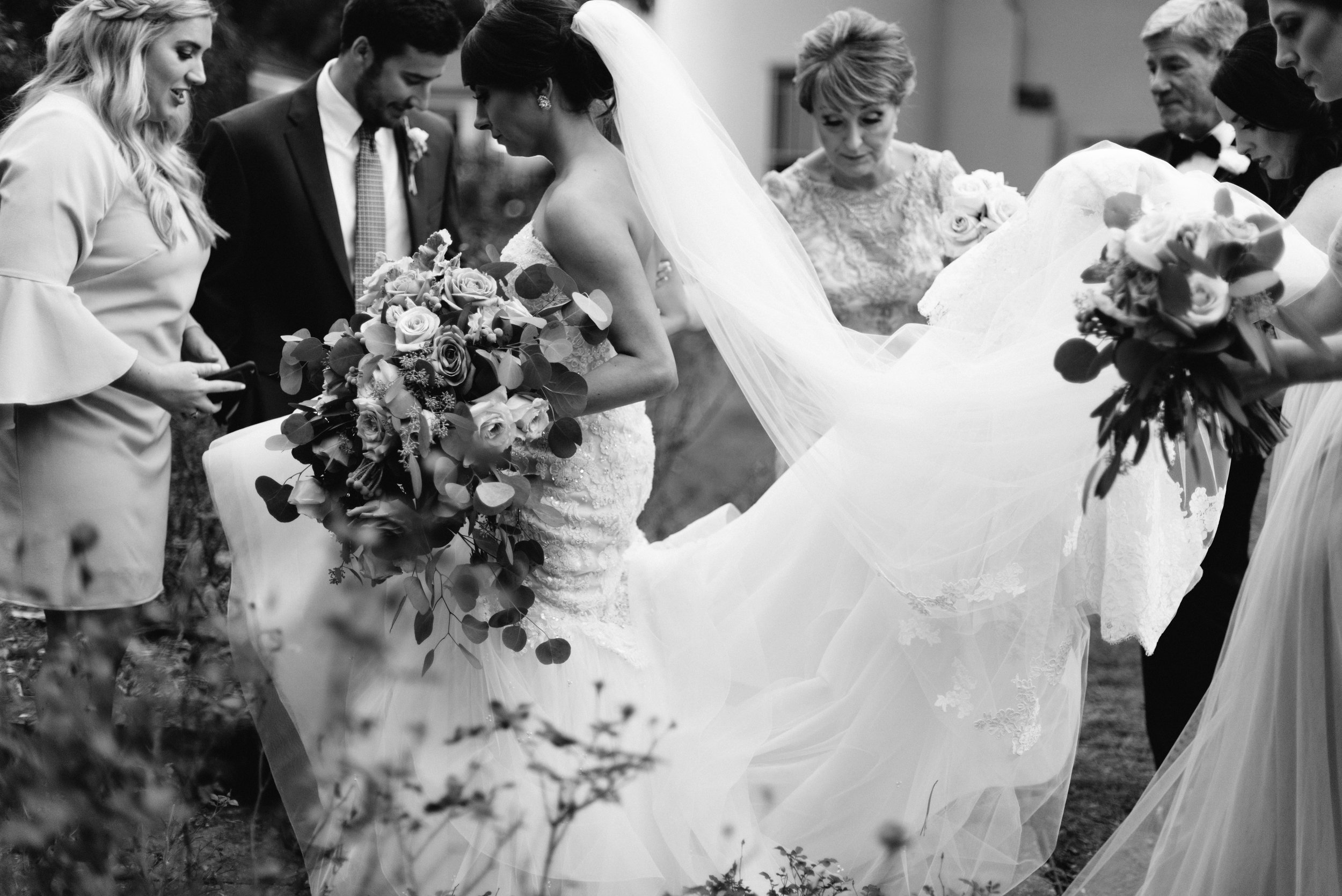 Southern Fete, Southern Wedding, Bride and Groom