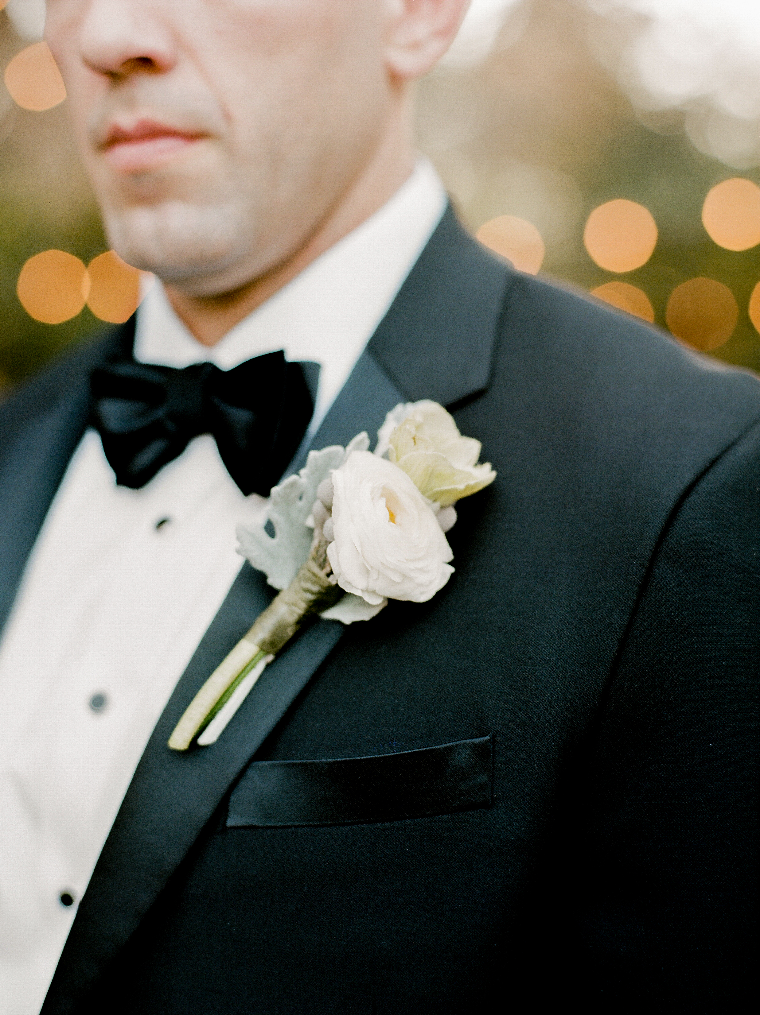 Southern Fete, Southern Wedding, Groom's Tux, Boutonnière