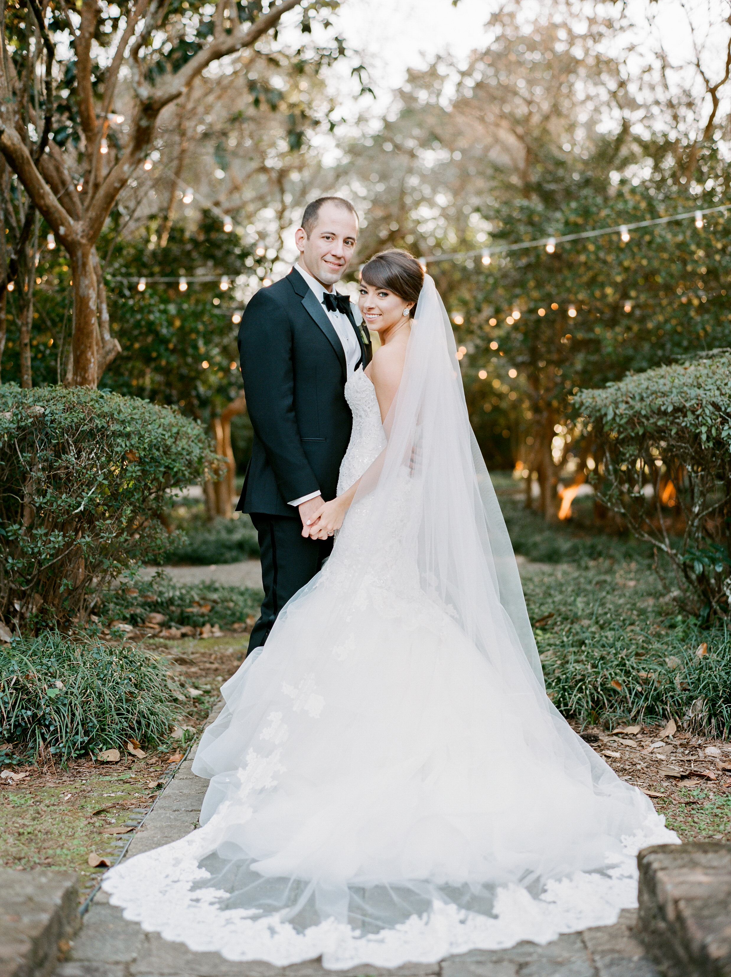Southern Fete, Southern Wedding, Bride and Groom, Wedding dress details