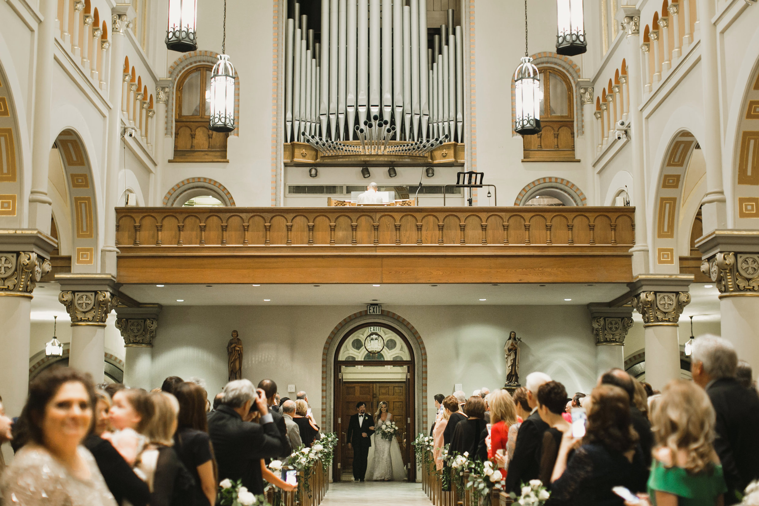 Southern Fete, Southern Wedding, Cathedral of St. John the Evangelist