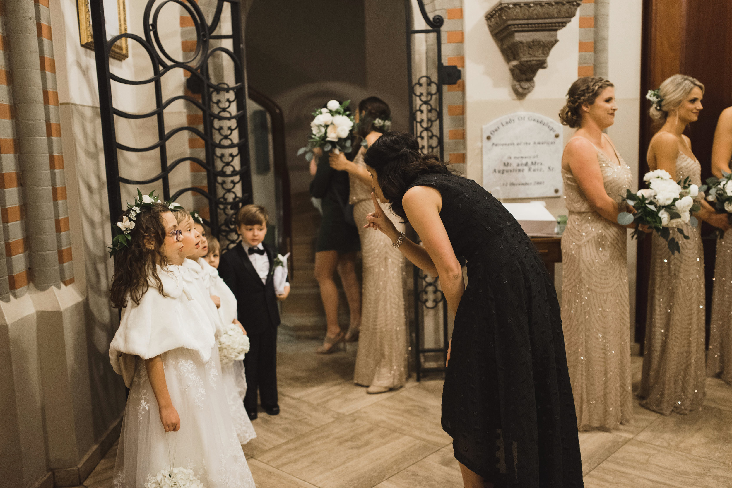 Southern Fete, Southern Wedding, Ceremony, Kimbrali Photography, Cathedral of St. John the Evangelist