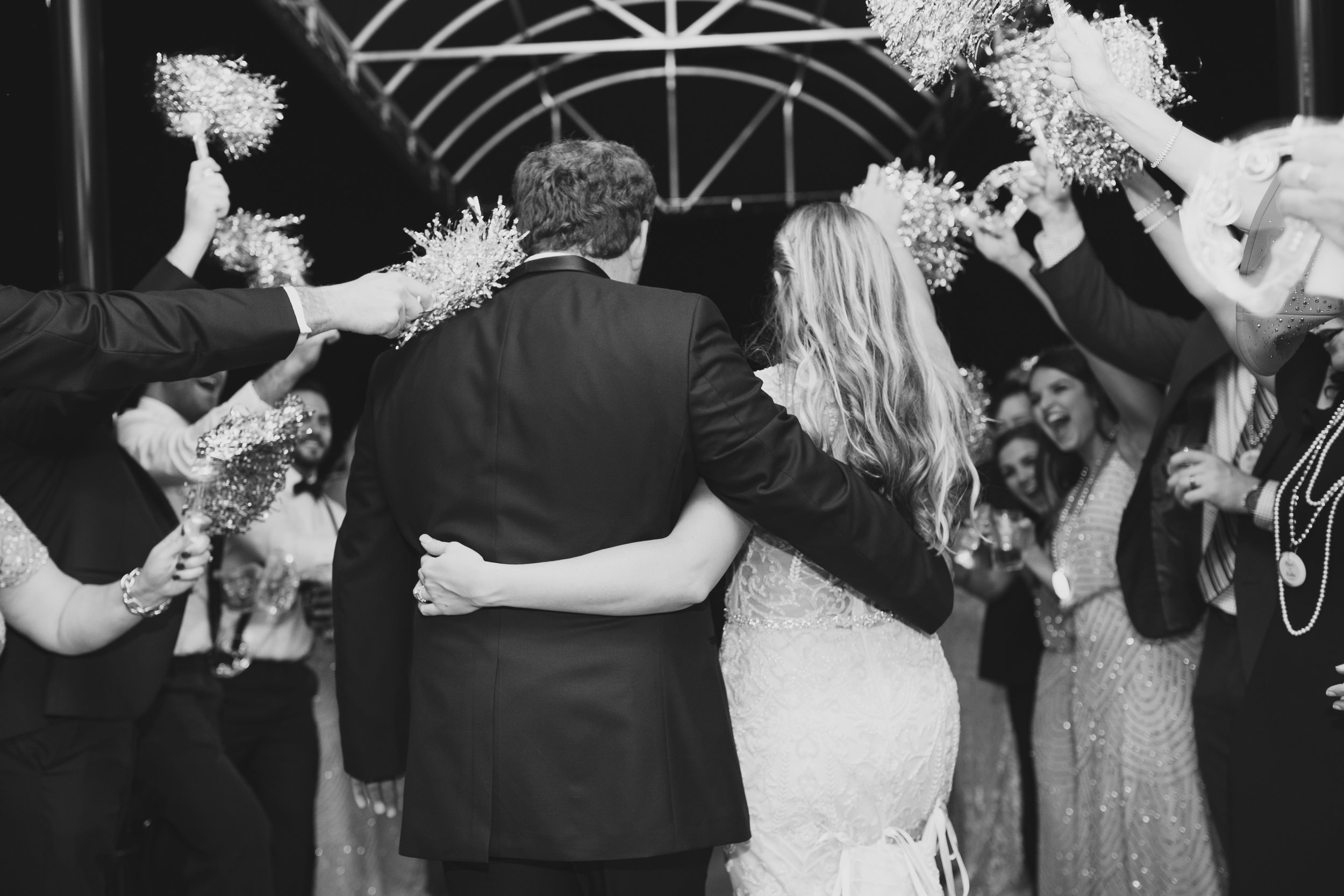 Southern Fete, Southern Wedding, Bride and Groom, Pom Exit, Kimbrali Photography