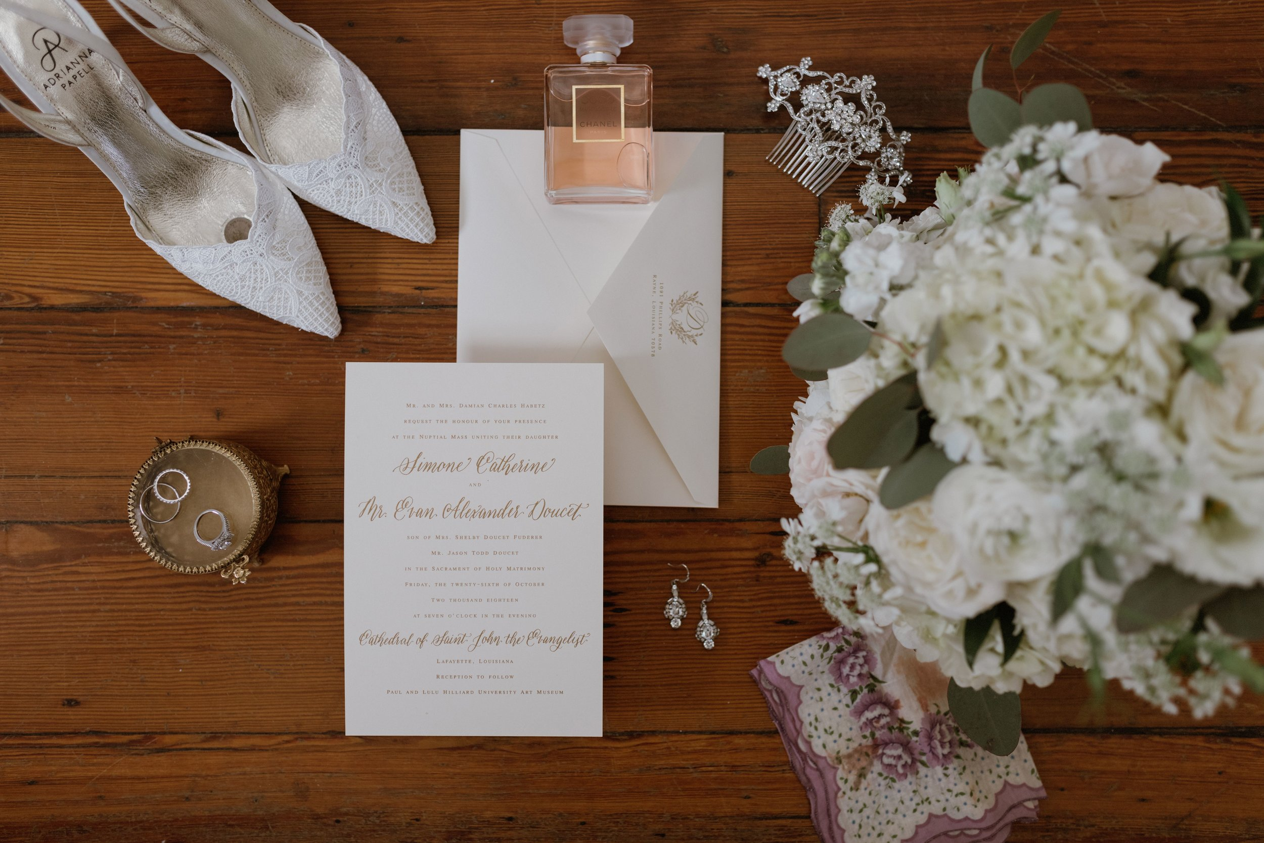 Southern Fete, Southern Wedding, Mary Catherine Calligraphy, Save the Dates, Party Central, Adrianna Papell