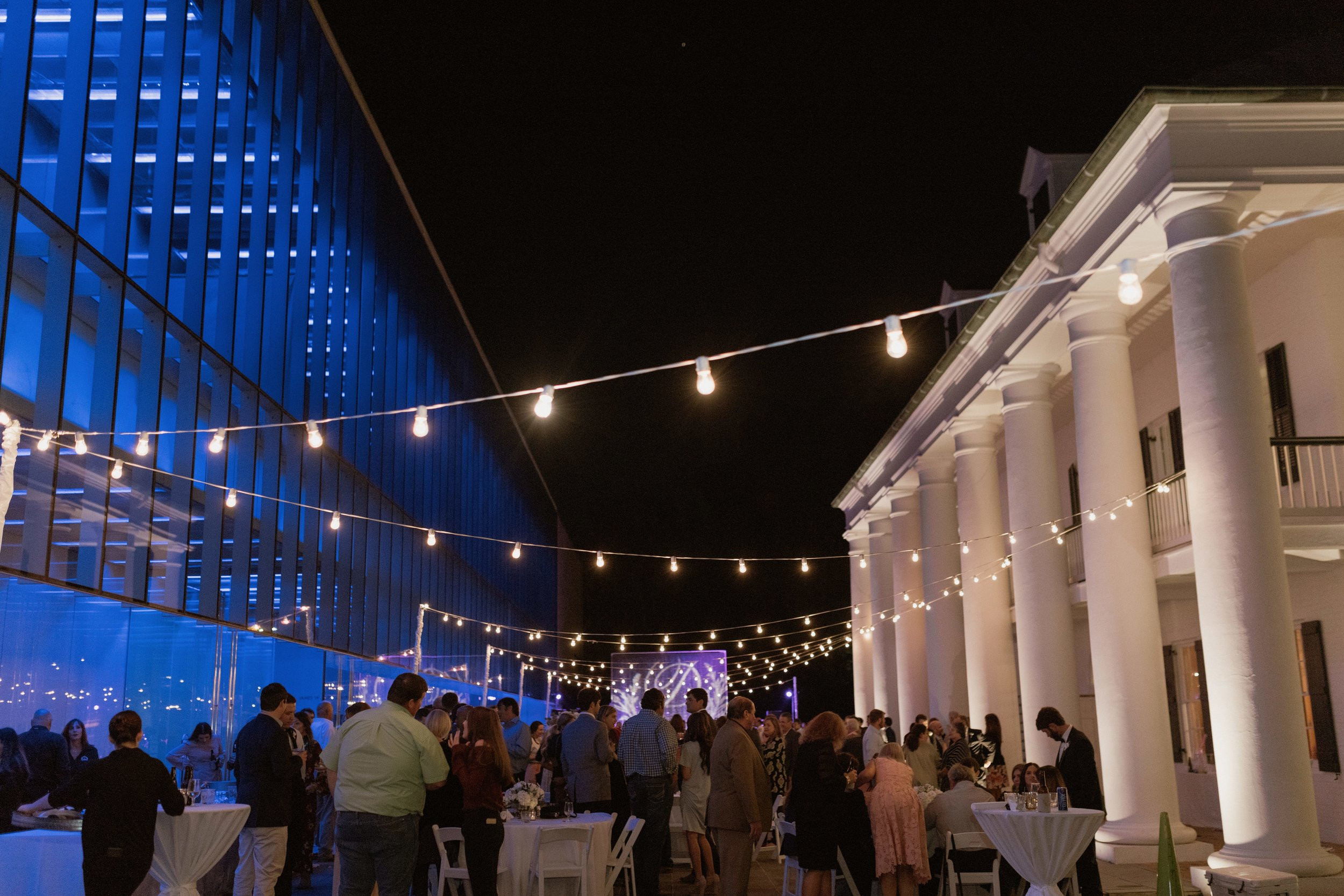 Southern Fete, Southern Wedding, Paul and Lulu Hilliard Art Museum, September Company