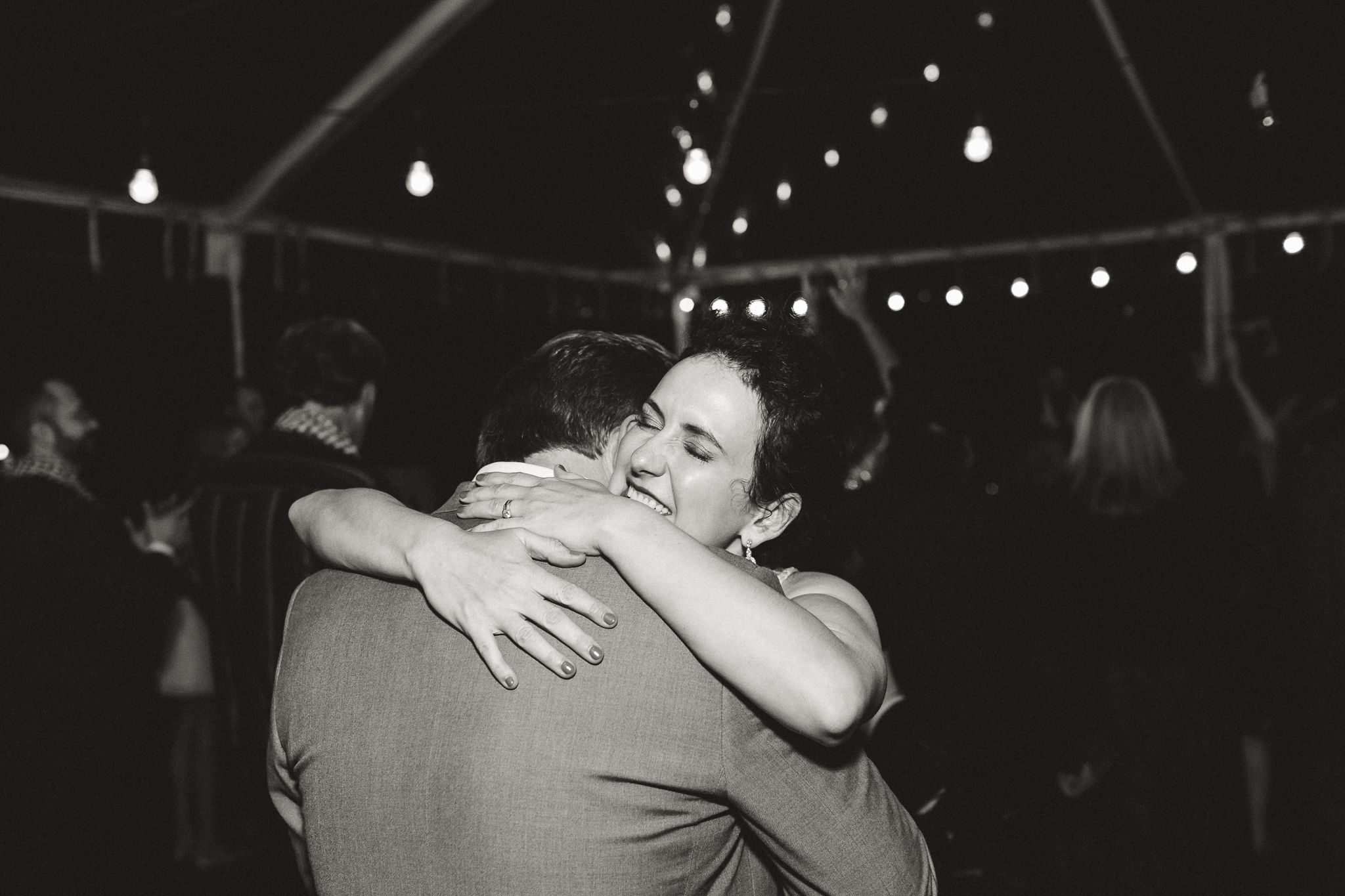 Southern Fete, Southern Wedding, Bride and Groom first dance, Maison Madeleine, Mark Aycock Photography, Reception