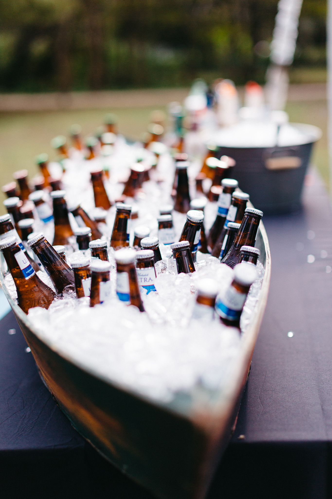 Southern Fete, Southern Wedding, Canoe of beers, Stacy's Catering, Marcello's, Mark Aycock Photography