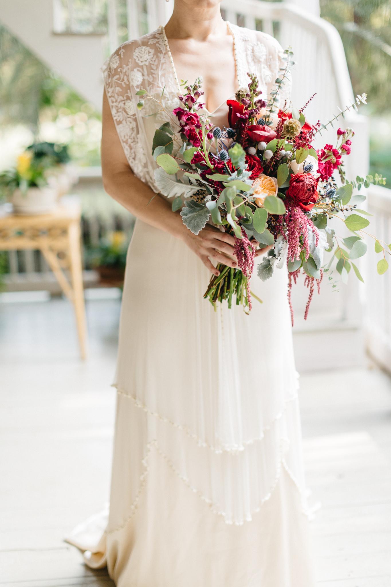 Southern Fete, Southern Wedding, Flowers by Rodney, Bride, Wedding dress, Maison Madeleine, Mark Aycock Photography