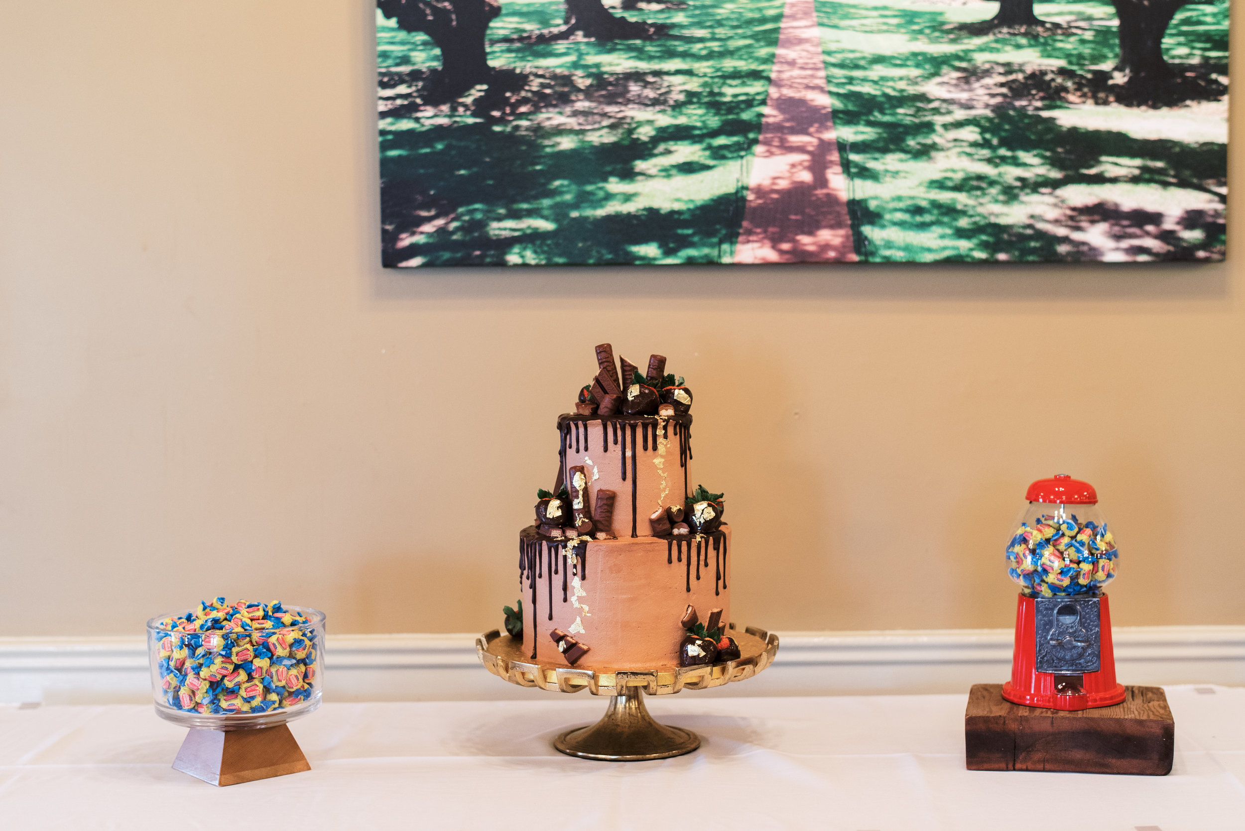Southern Fete, Southern Wedding, RayRay Cakes, Sarah Beth Photography