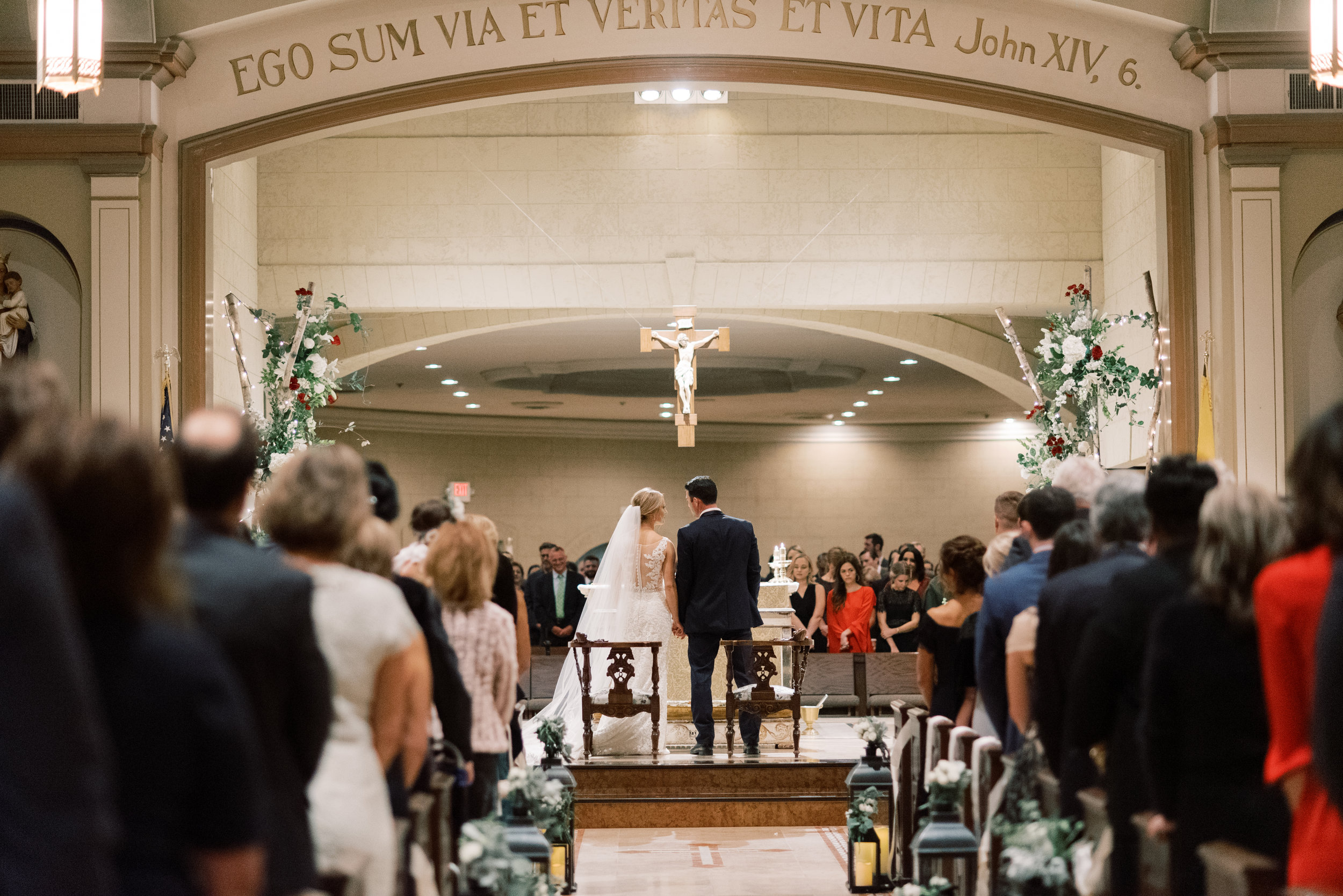 Southern Fete, Southern Wedding, Our Lady of Wisdom Church, Sarah Beth Photography