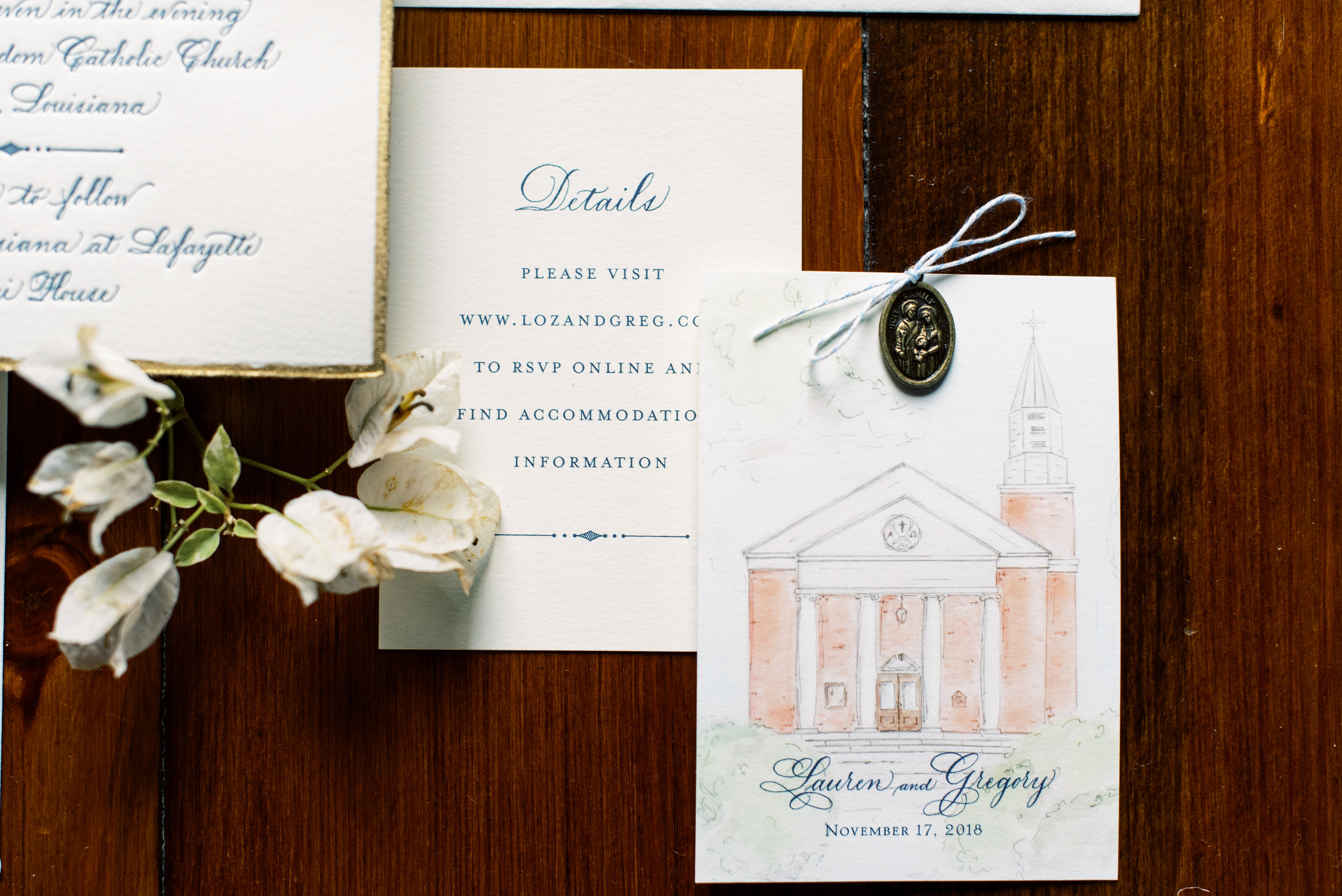 Southern Fete, Southern Wedding, Save the dates, Invitation Calligraphy, Jan Pruitt, Sarah Beth Photography