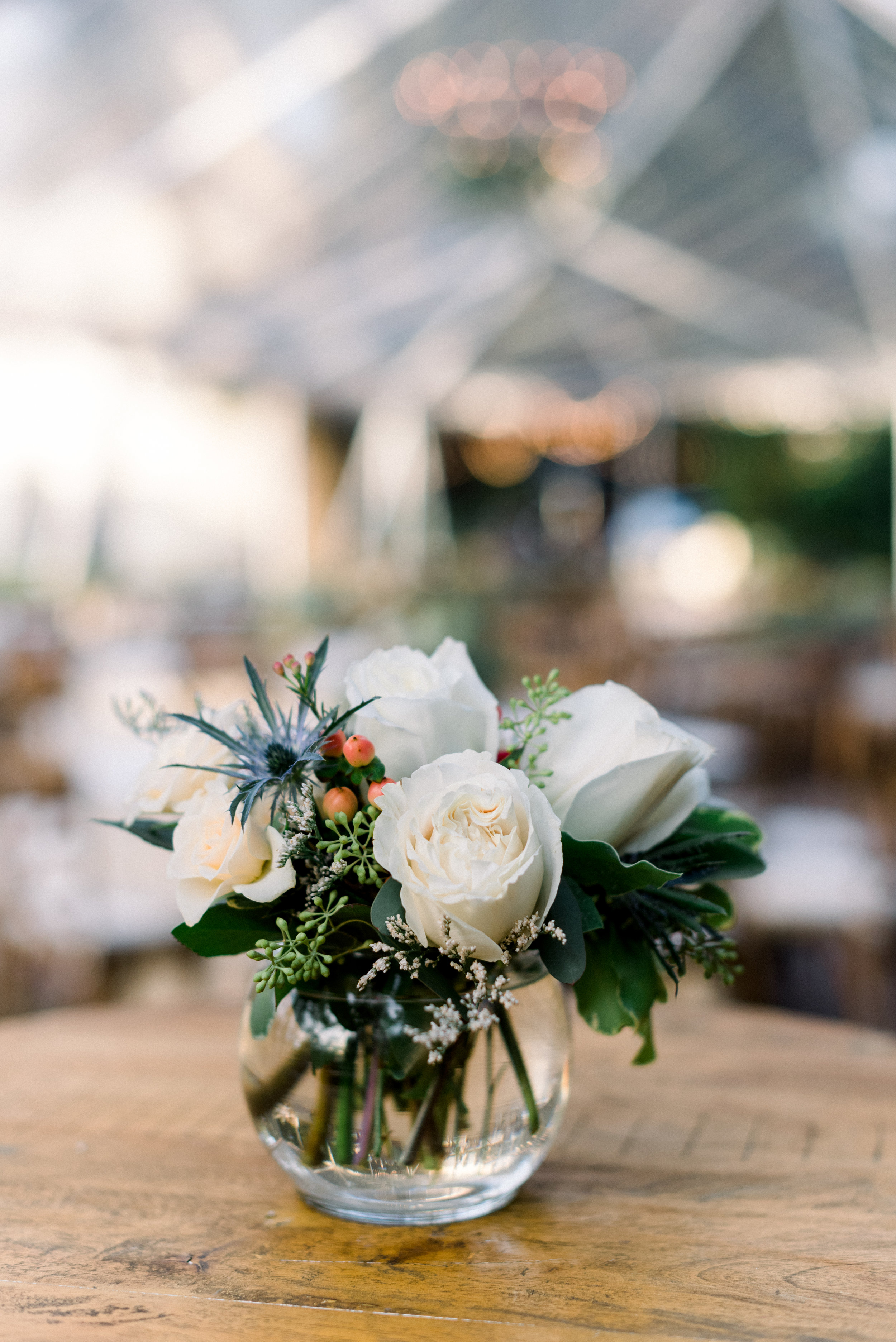 Southern Fete, Southern Wedding, Peregrin's Florist, Center Piece