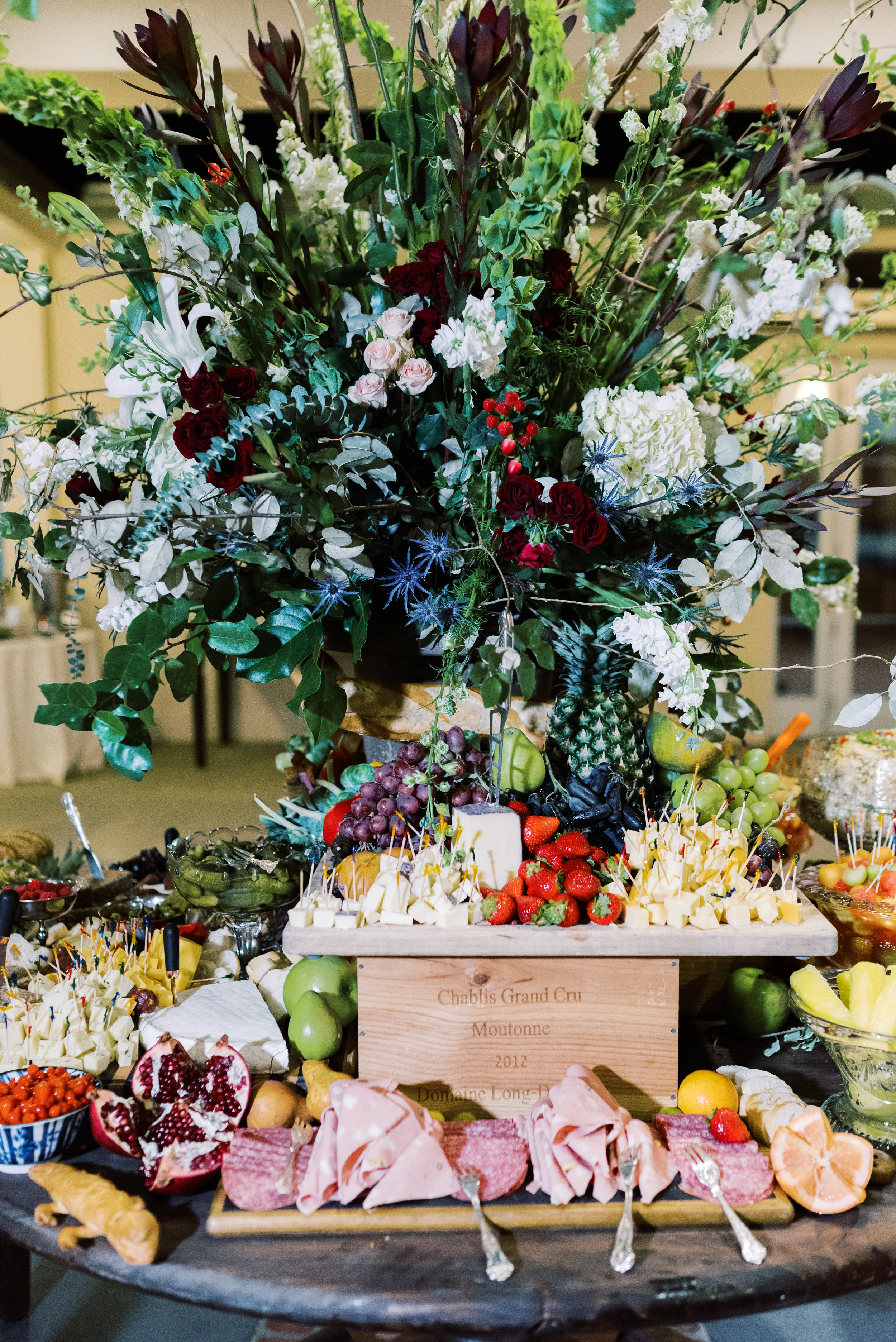 Southern Fete, Southern Wedding, Peregrin's Florist, Marcello's, Sam Trahan Catering