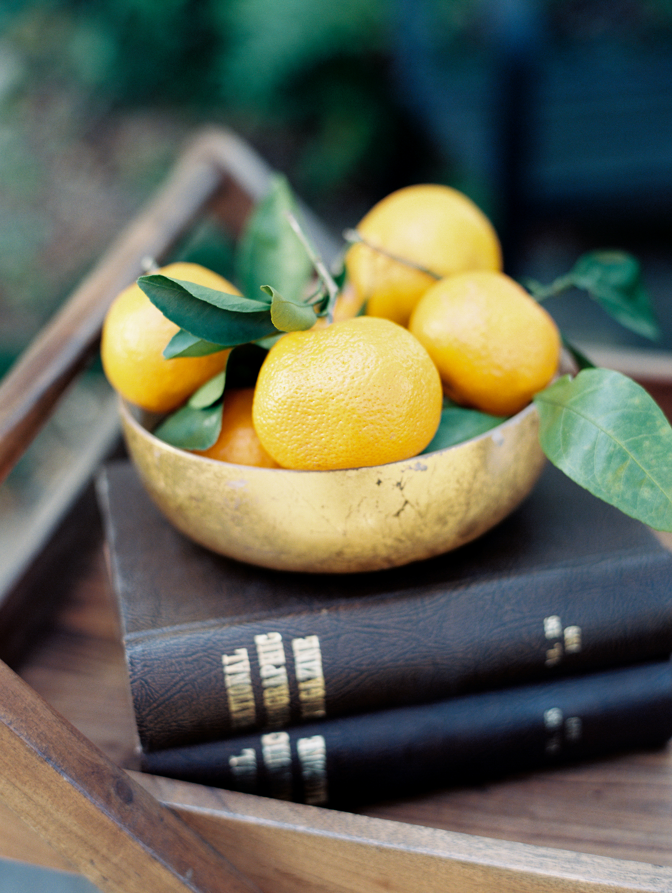 Southern Fete, Southern Wedding, Decorative Lemons
